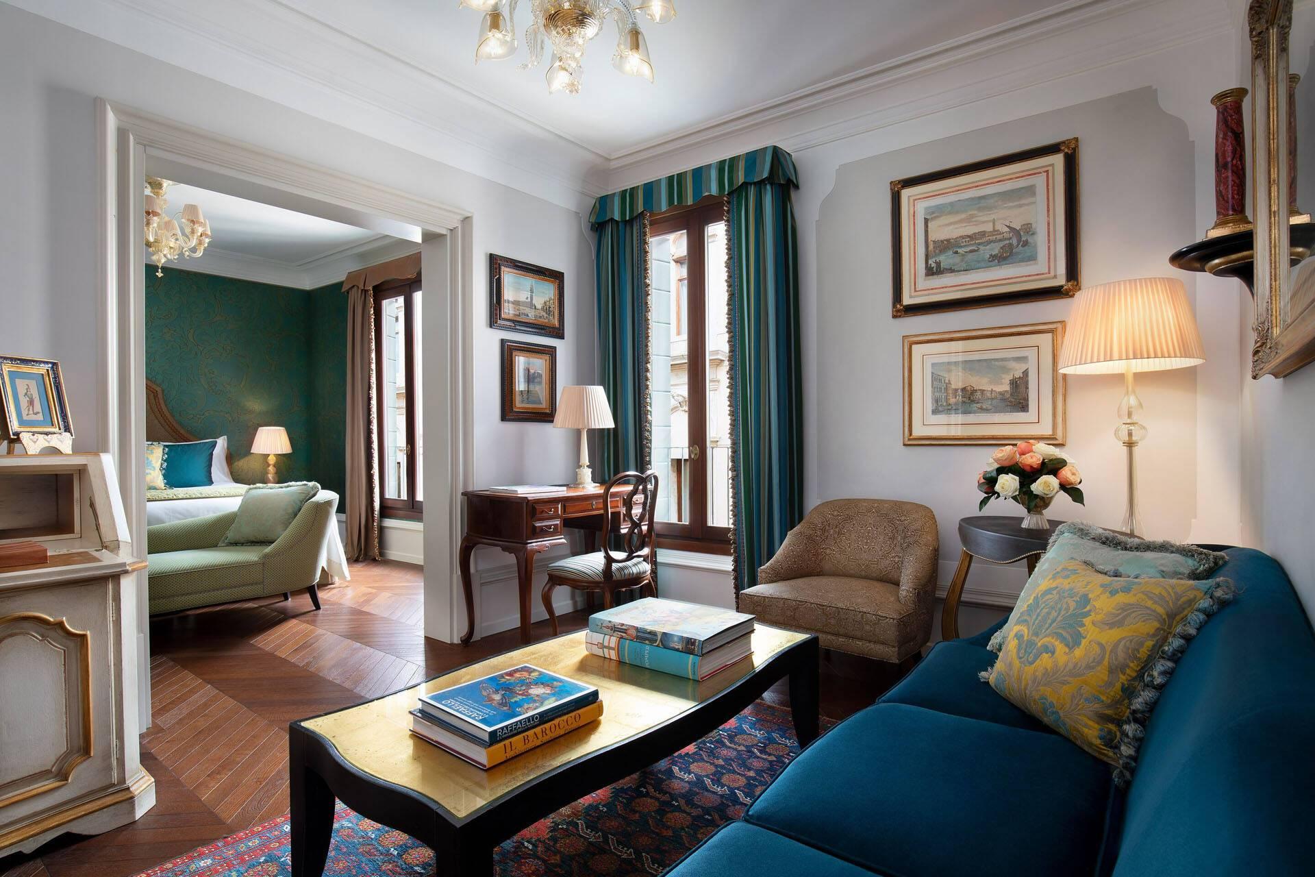 Venise The Gritti Palace sestriere suite