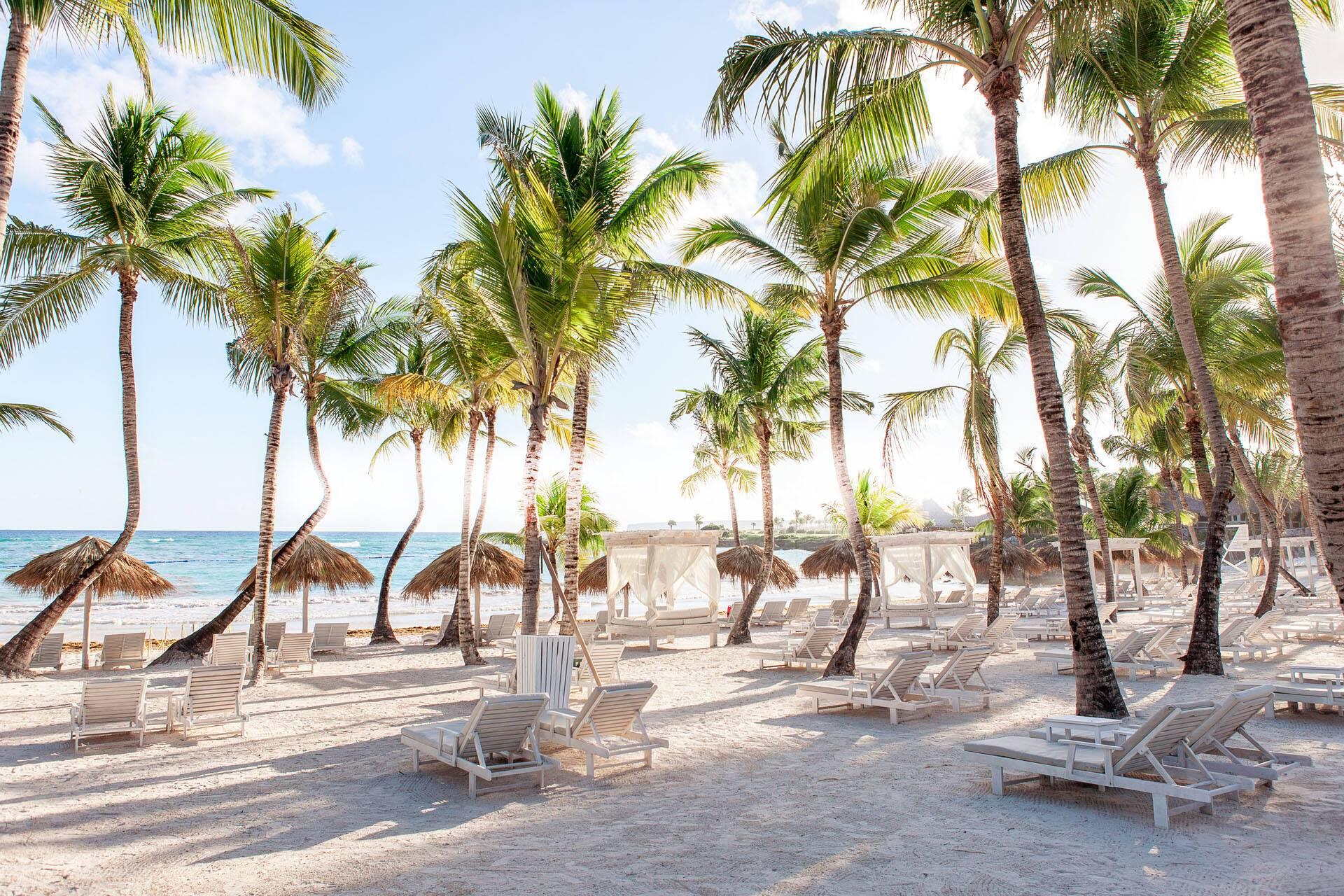 Eden Roc Cap Cana Punta Cana Rep Republicaine Beach Club