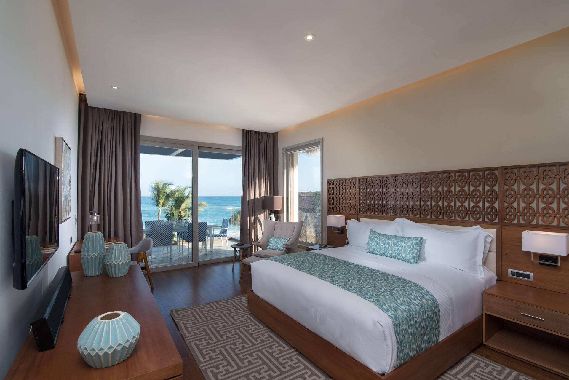 Eden Roc Cap Cana Punta Cana Rep Republicaine Beachfront Suite