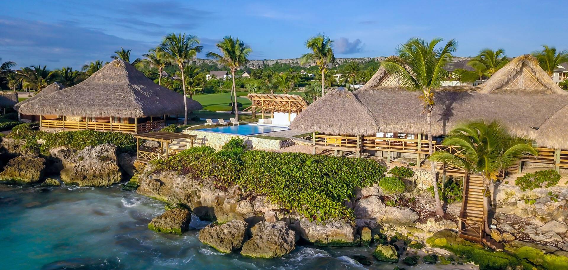 Eden Roc Cap Cana Punta Cana Rep Republicaine Ocean Pool Bungalow