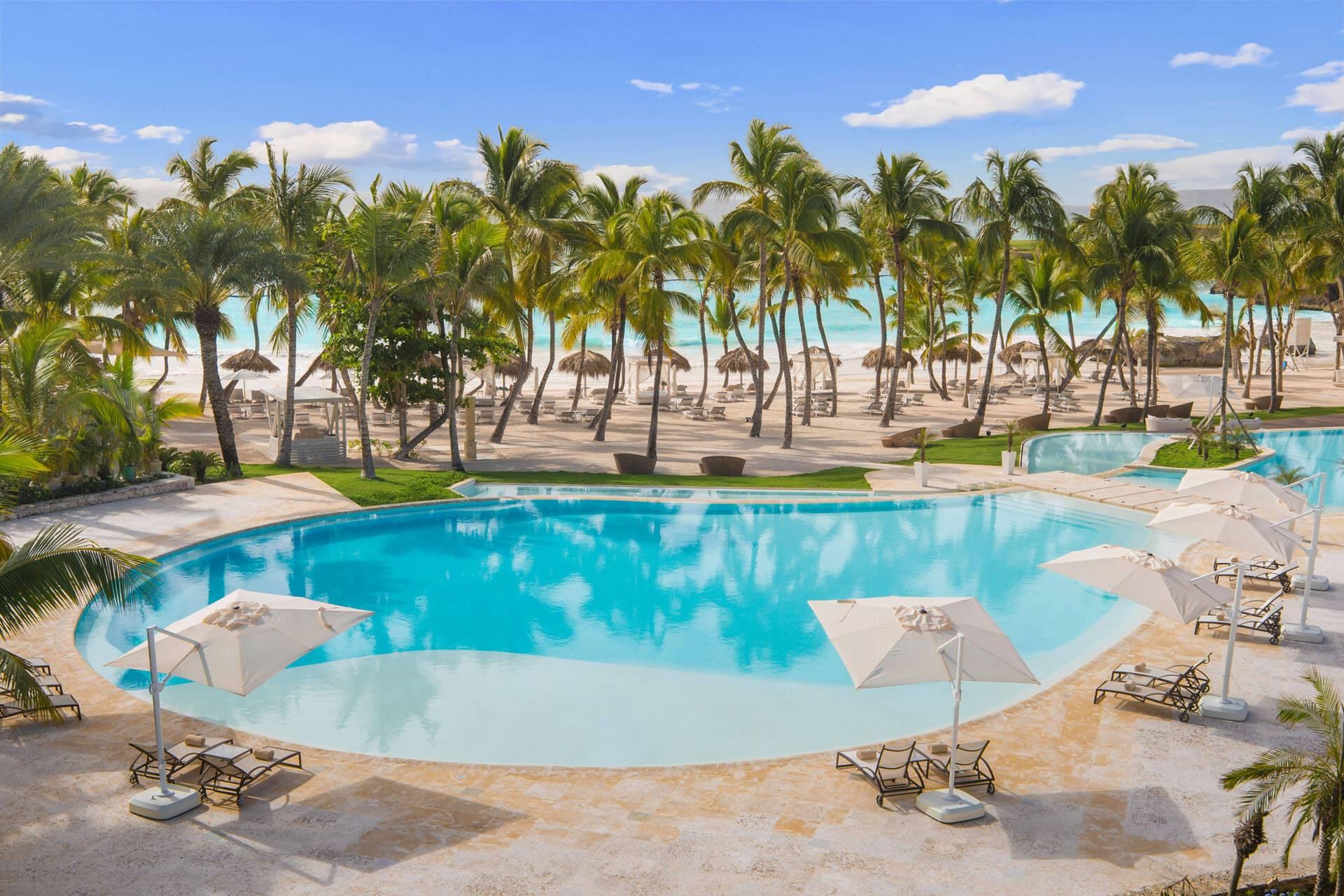 Eden Roc Cap Cana Punta Cana Rep Republicaine Piscine