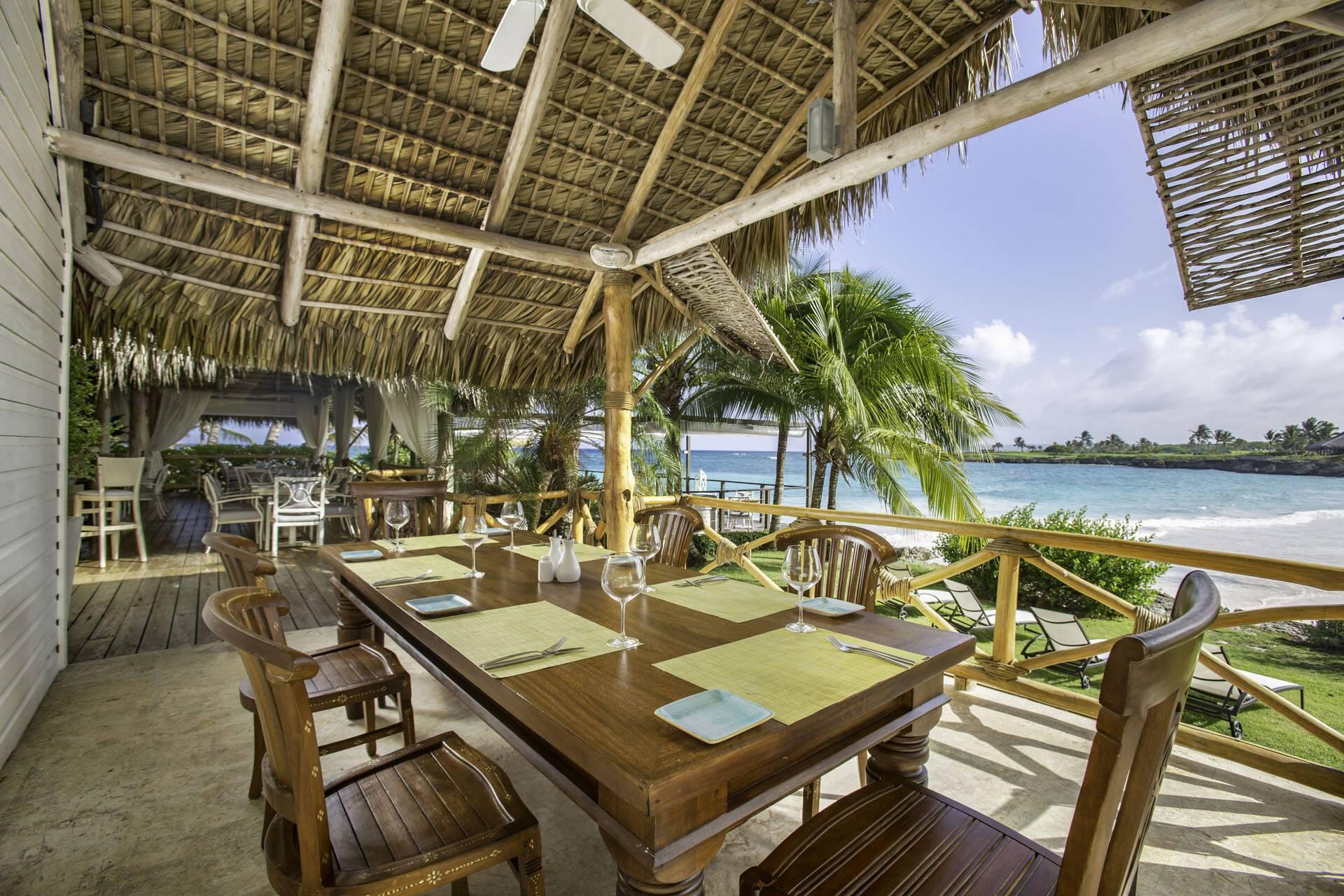 Eden Roc Cap Cana Punta Cana Rep Republicaine Restaurant