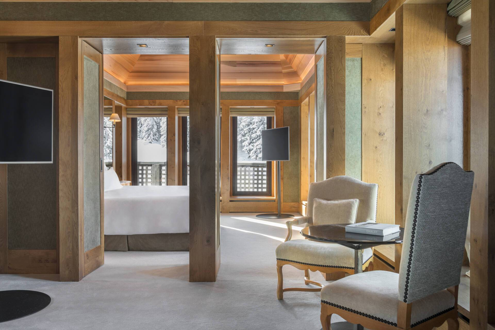 Aman Le Melezin Courchevel Suite