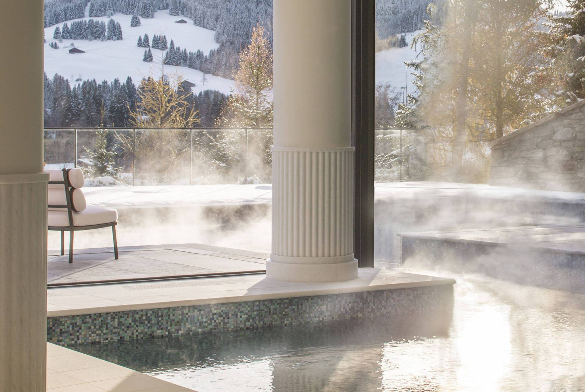 Four Seasons Hotel Megeve Spa