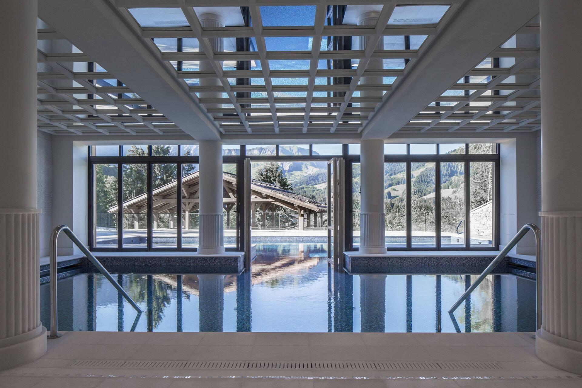 Four Seasons Hotel Megeve Spa