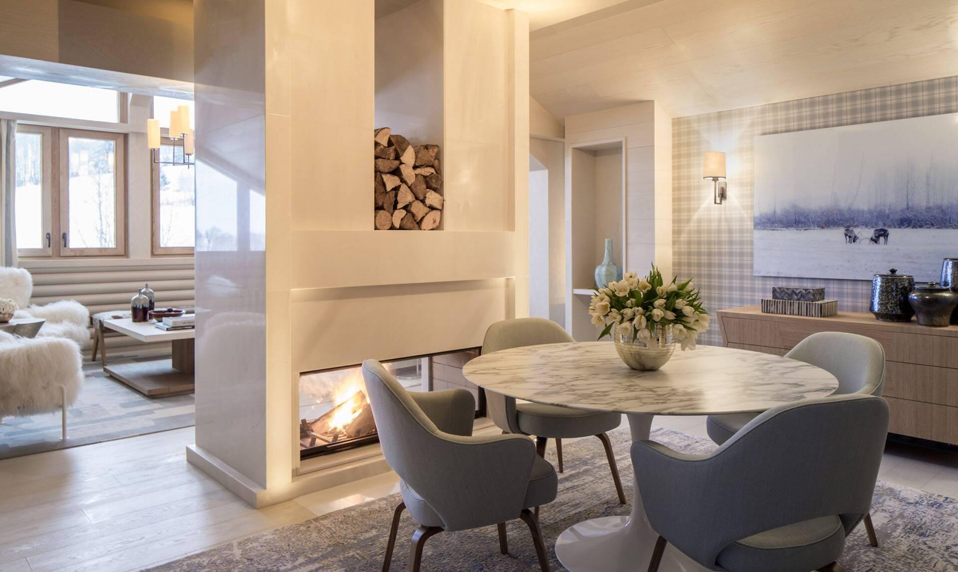 Four Seasons Hotel Megeve Suite Mont Arbois