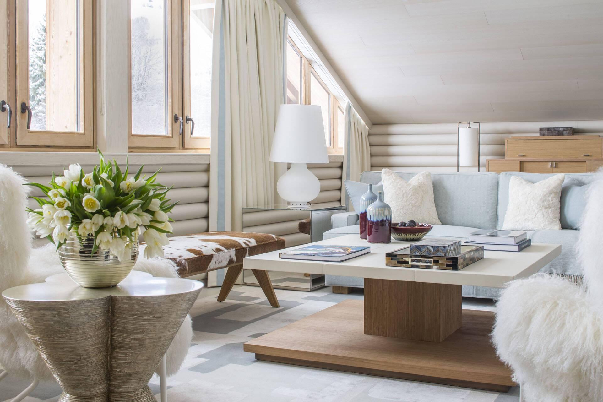Four Seasons Hotel Megeve Suite Mont Arbois Detail