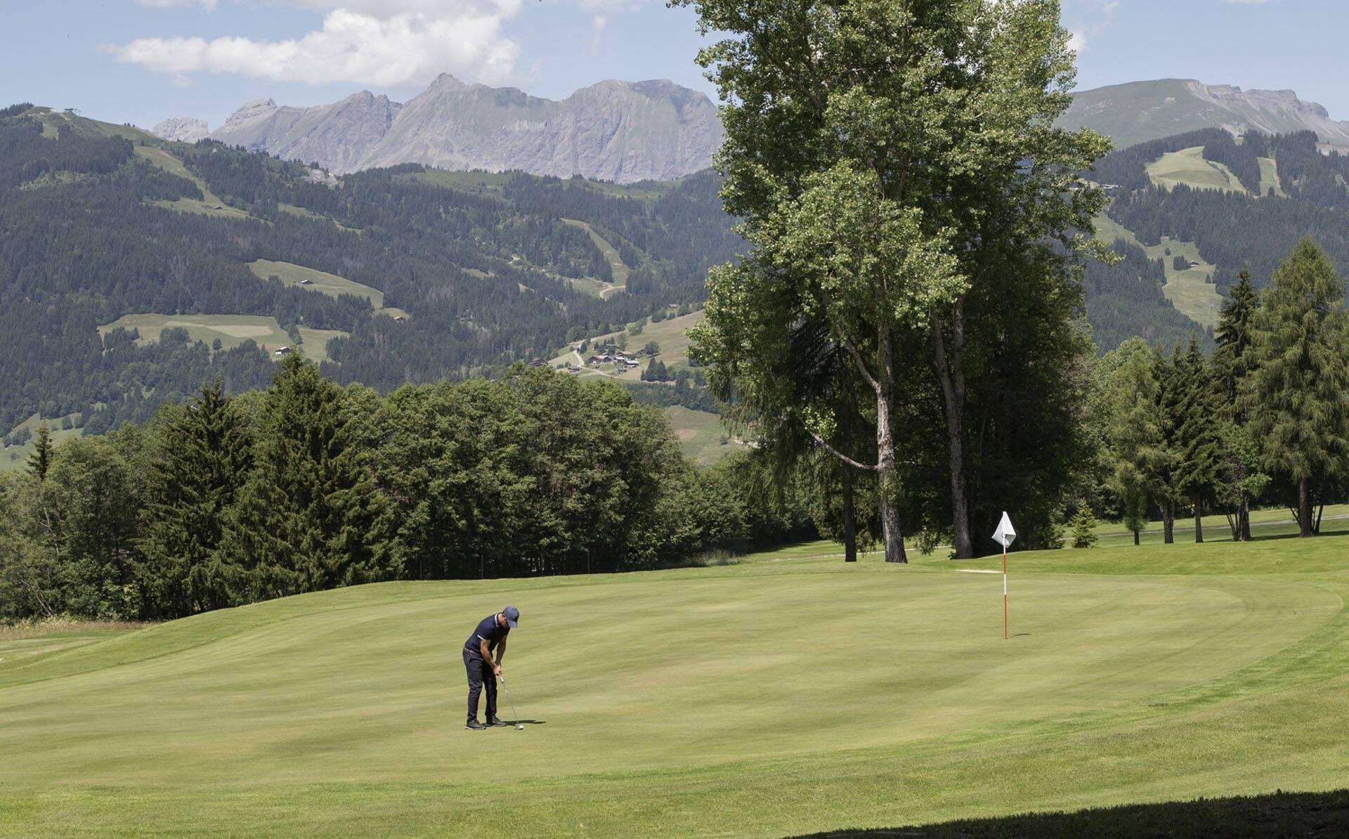 Megeve Golf