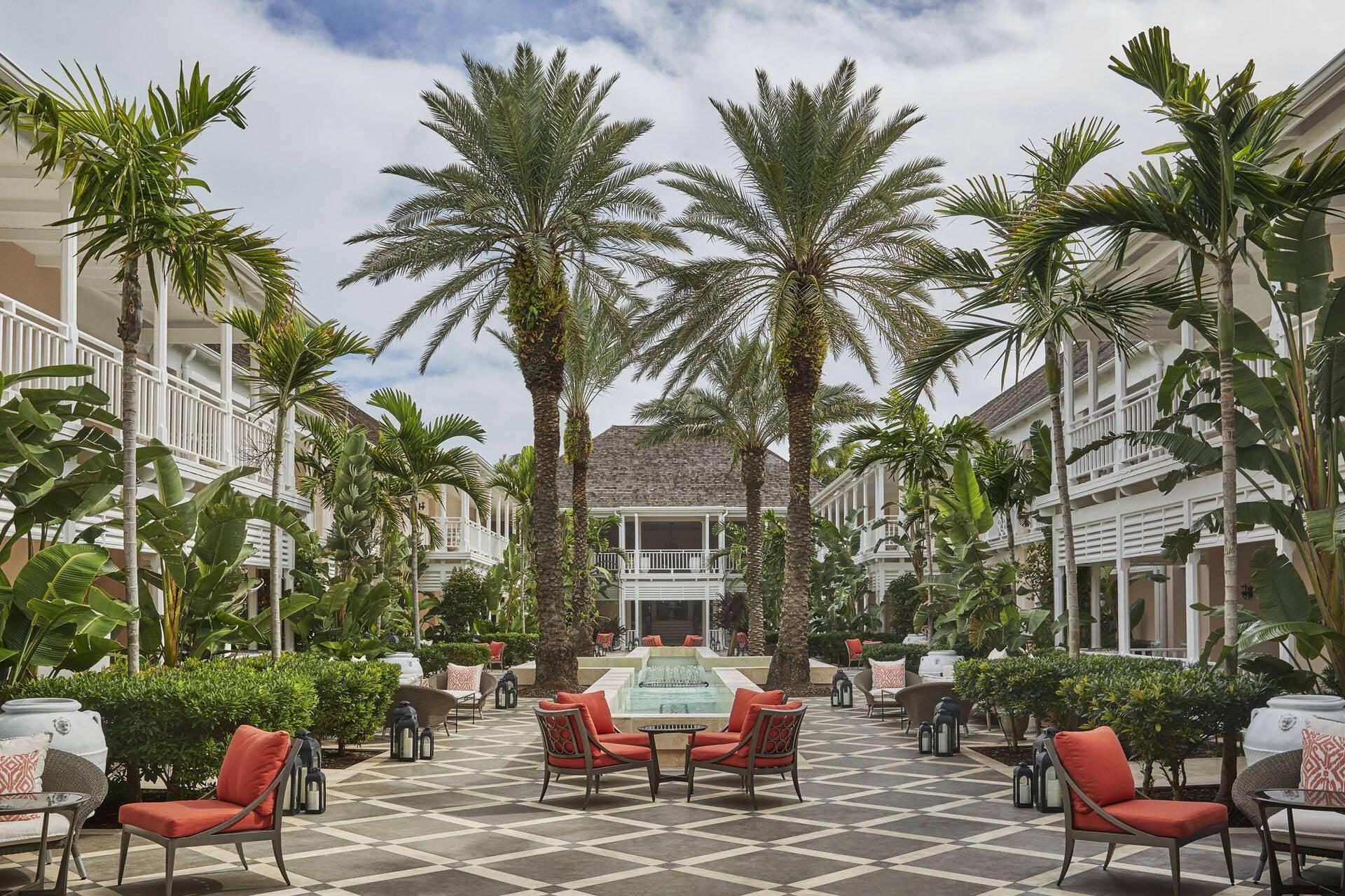 Ocean Club Four Seasons Bahamas Court