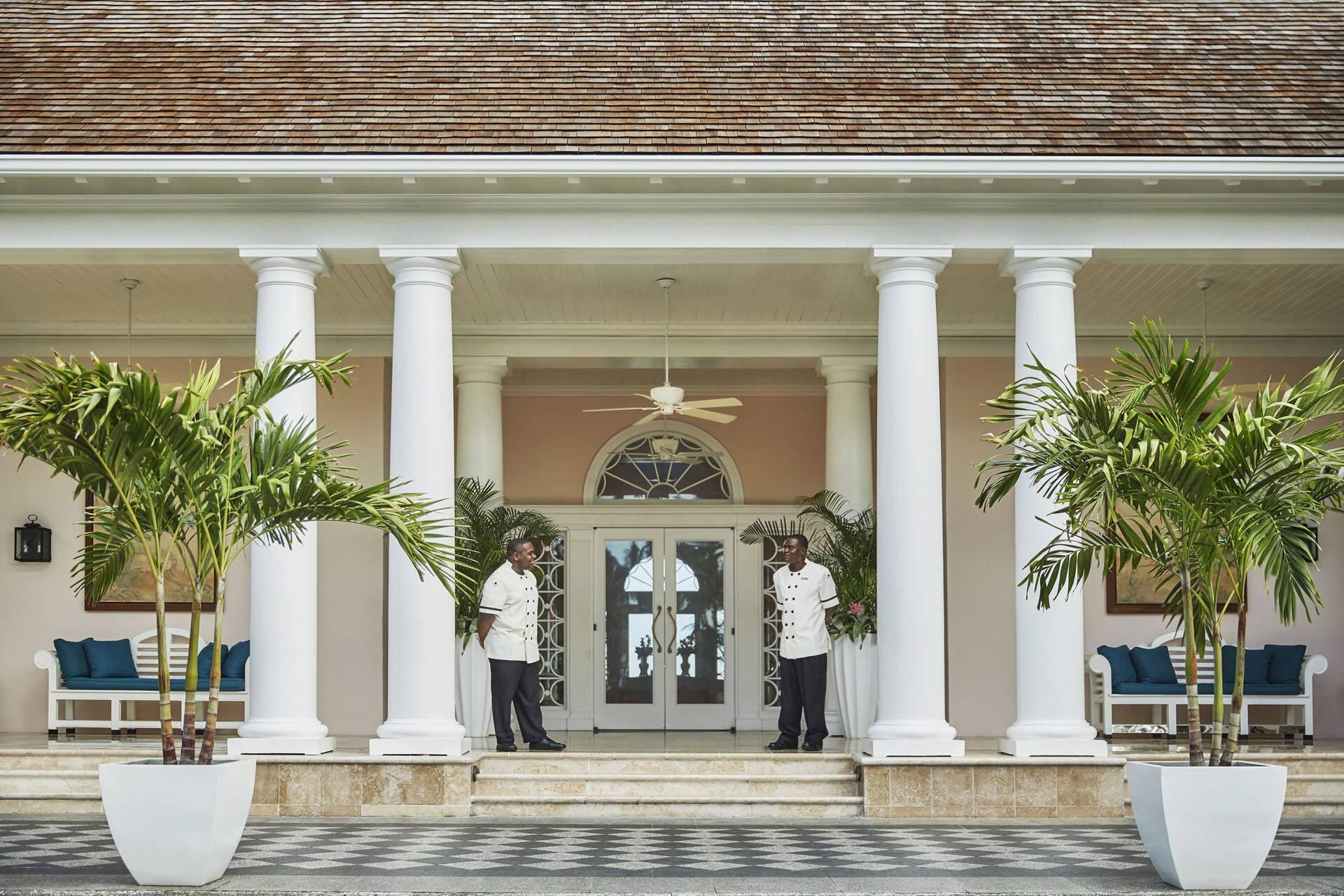 Ocean Club Four Seasons Bahamas Entree