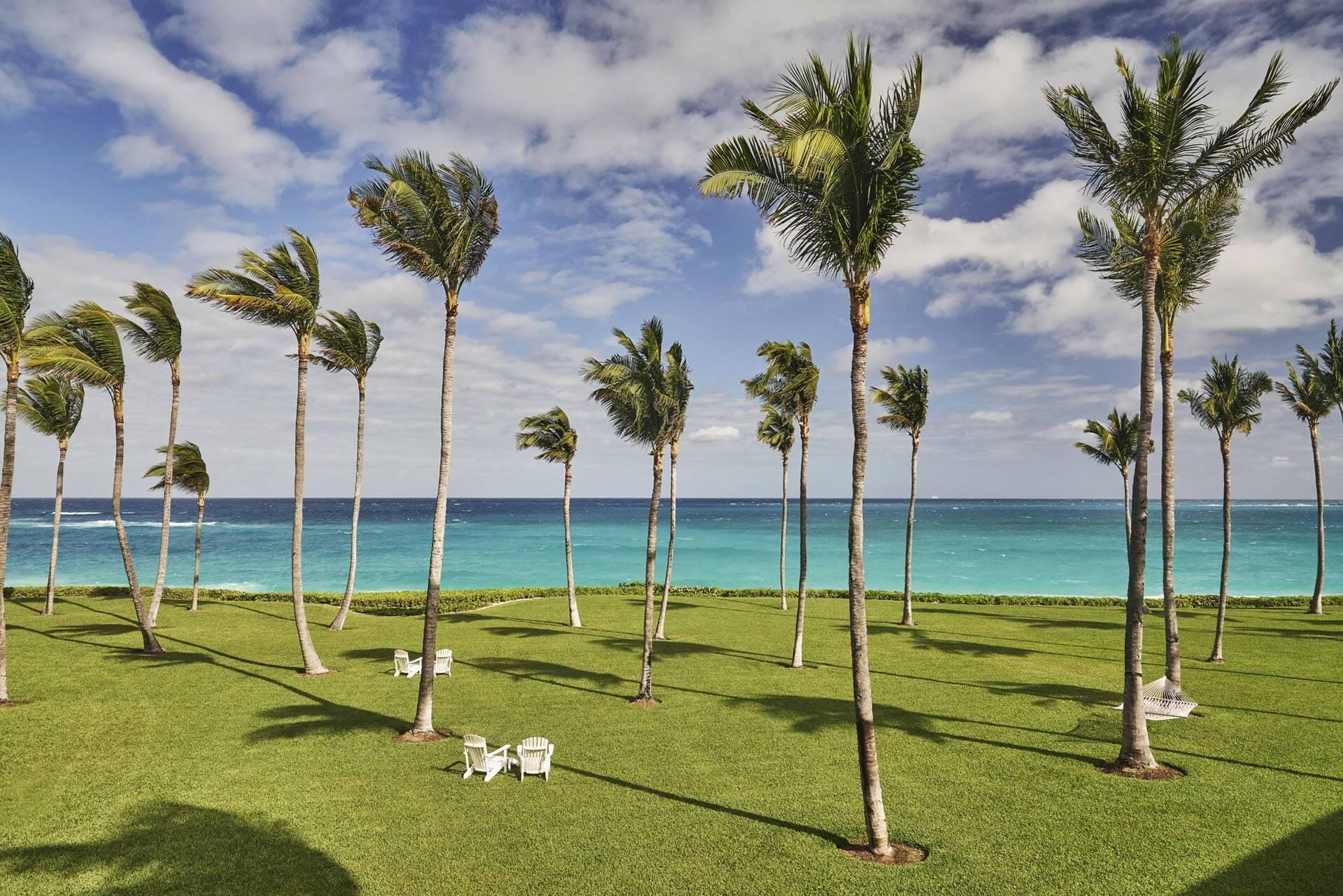 Ocean Club Four Seasons Bahamas Jardins