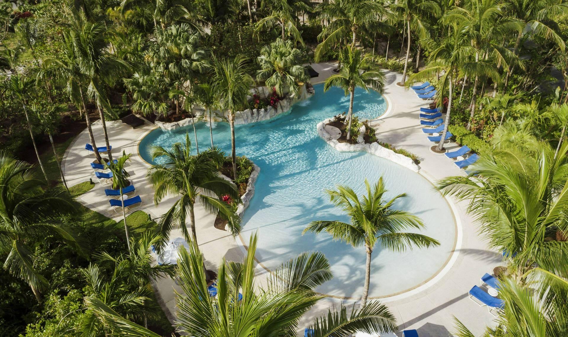 Ocean Club Four Seasons Bahamas Piscine