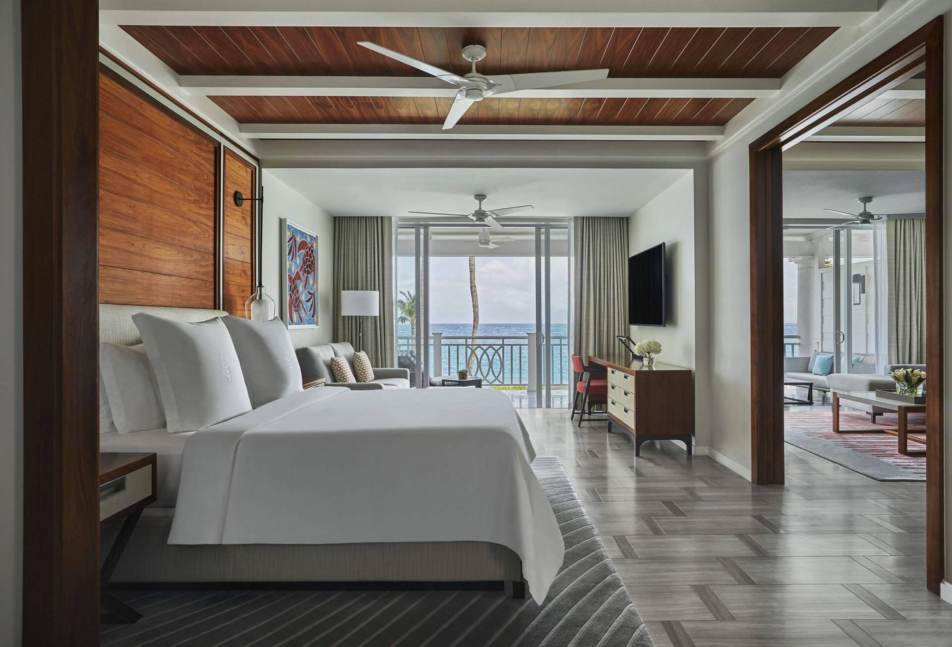 Ocean Club Four Seasons Bahamas Suite Vue Ocean