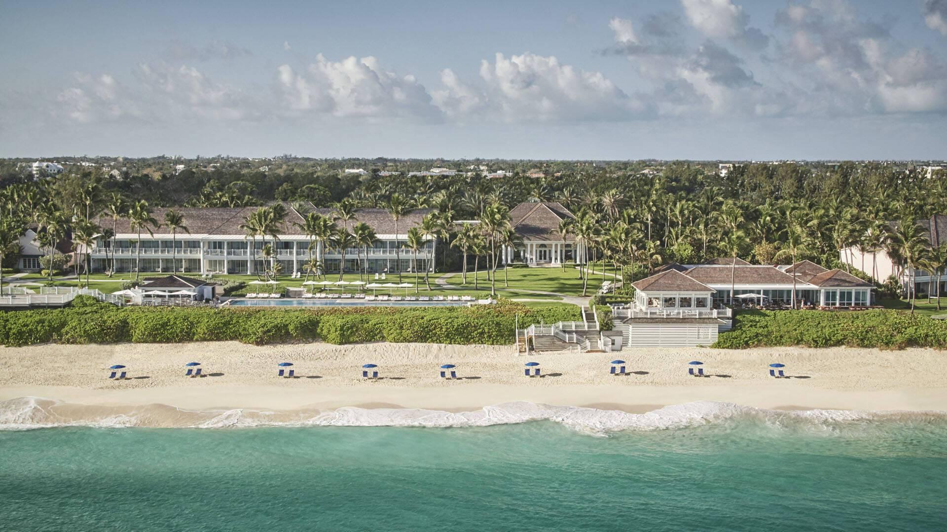 Ocean Club Four Seasons Bahamas Vue Mer
