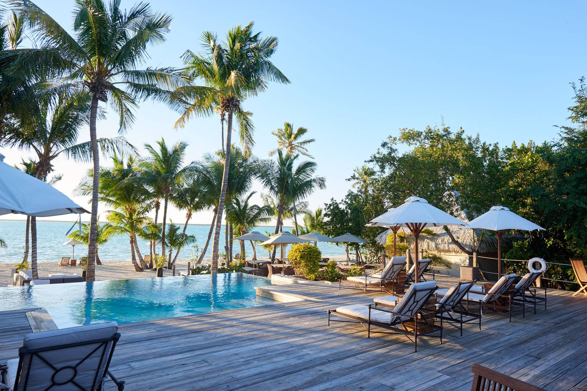 Tiamo Resort Bahamas Andros Piscine