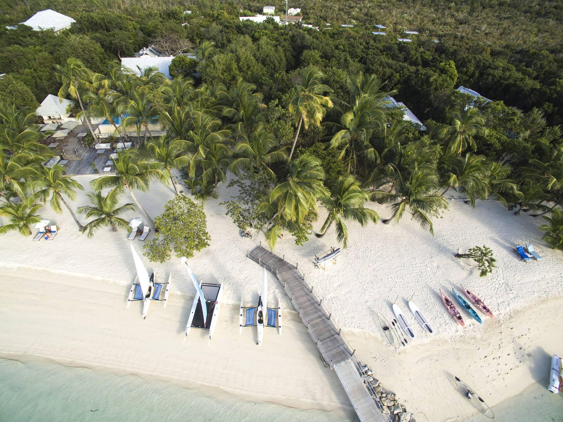 Tiamo Resort Bahamas Andros Plage
