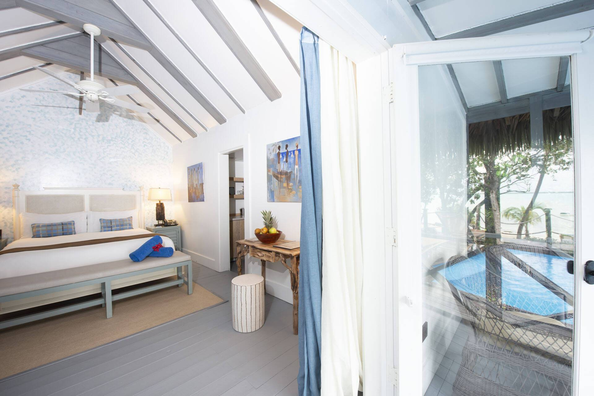 Tiamo Resort Bahamas Andros Pool Villa