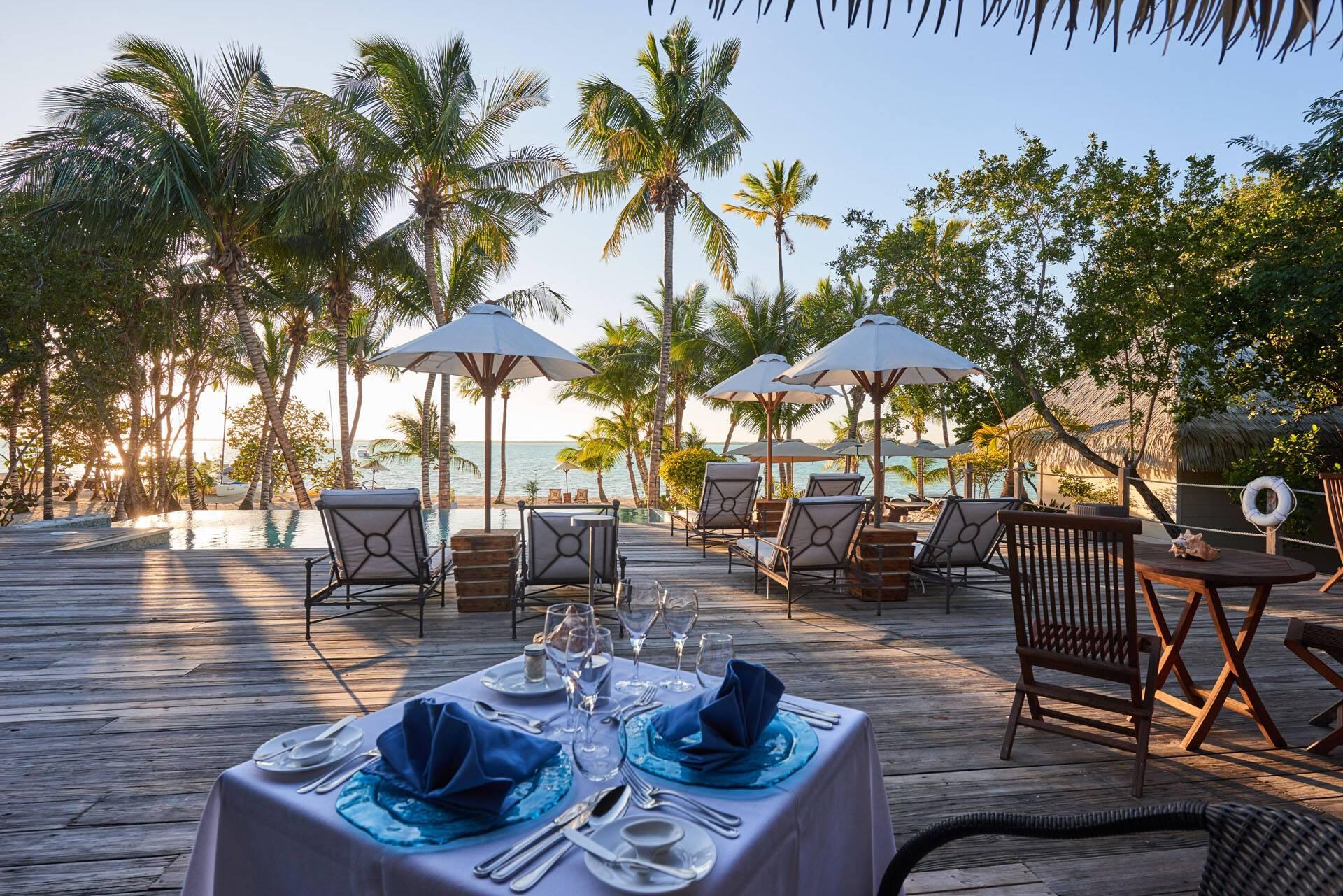 Tiamo Resort Bahamas Andros Restaurant