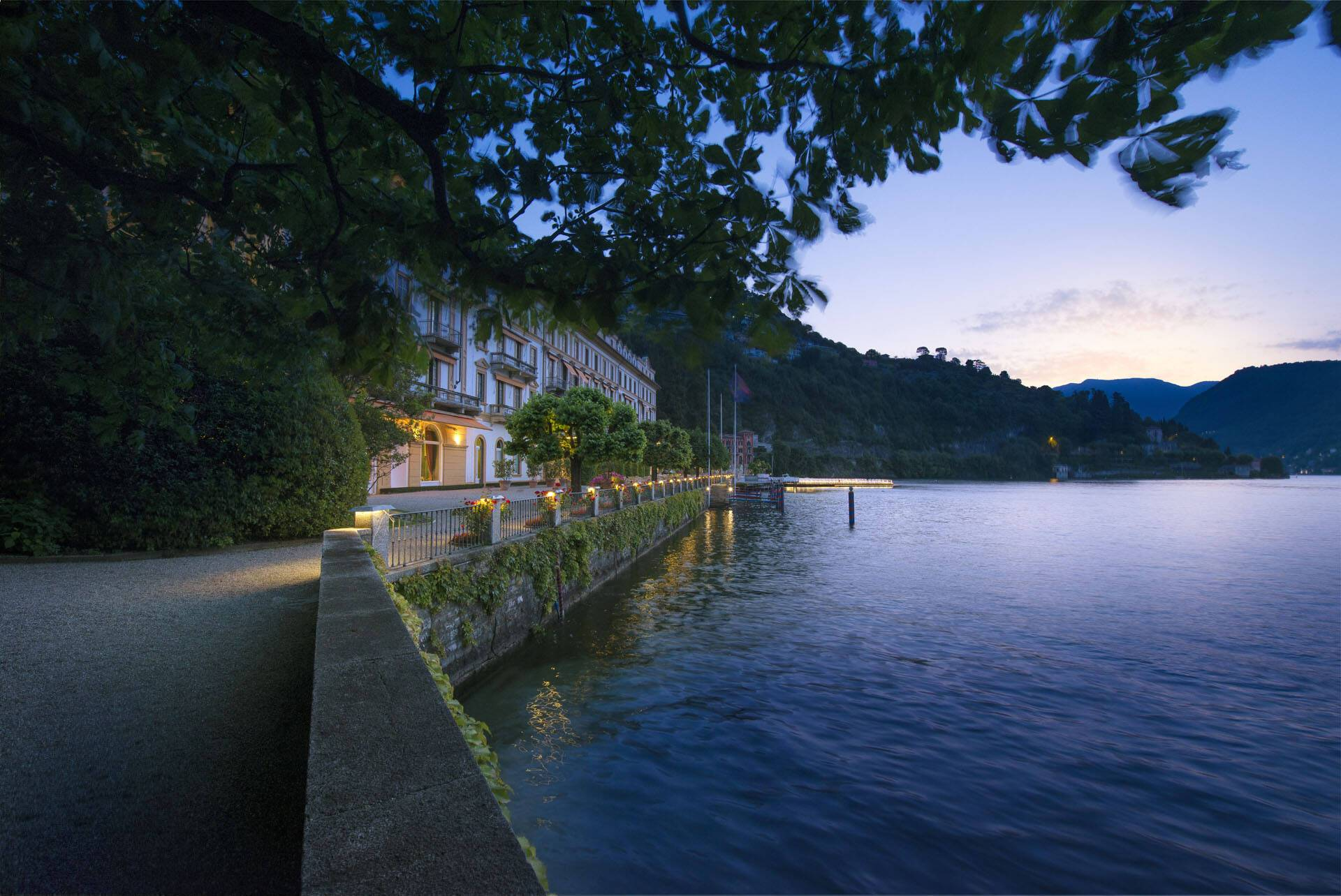 Villa Este Lac Come