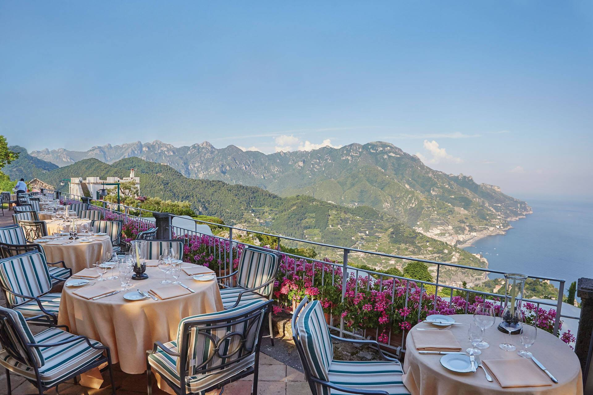 Belmond Caruso Ravello Belvedere Restaurant