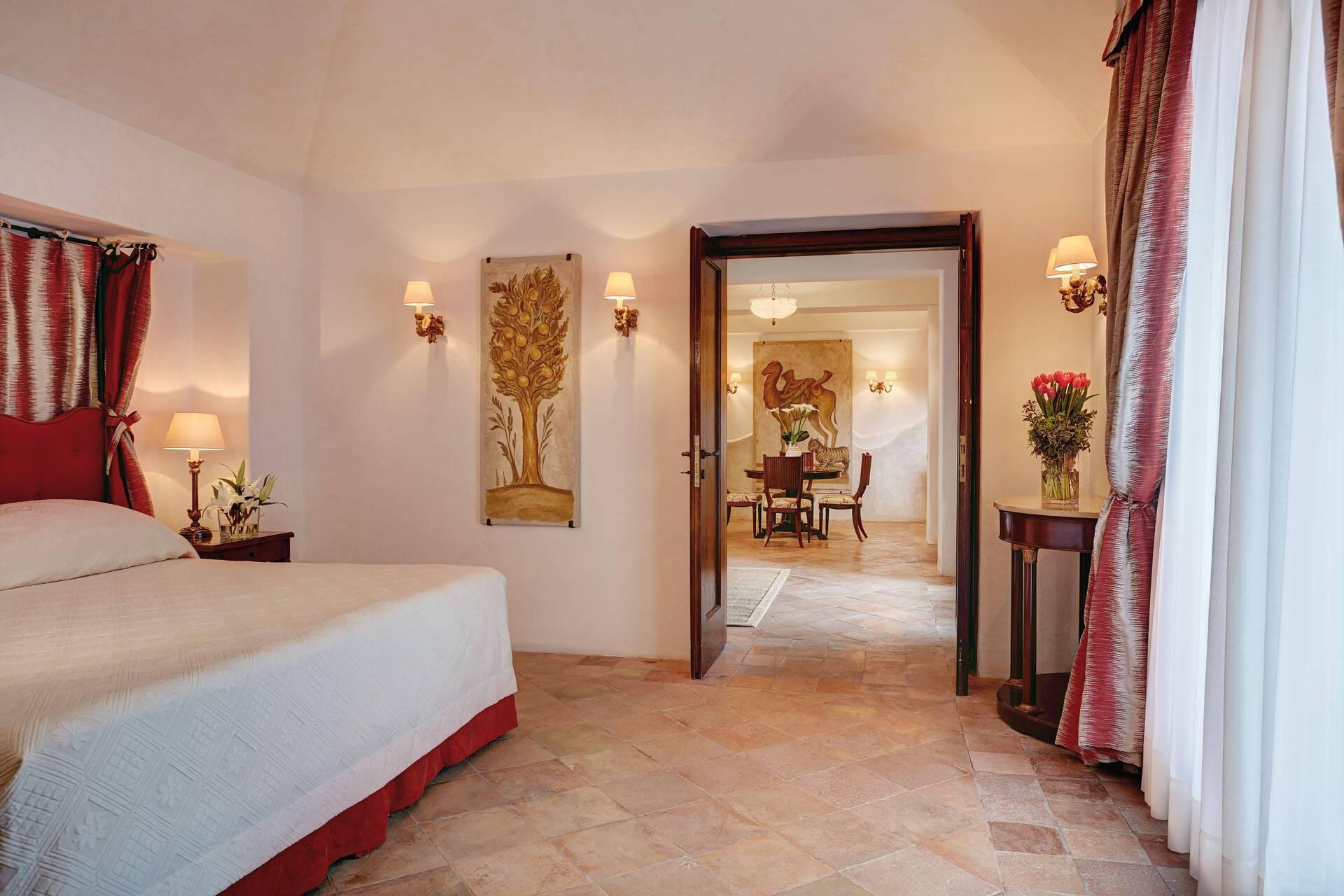 Belmond Caruso Ravello Exclusive Suite