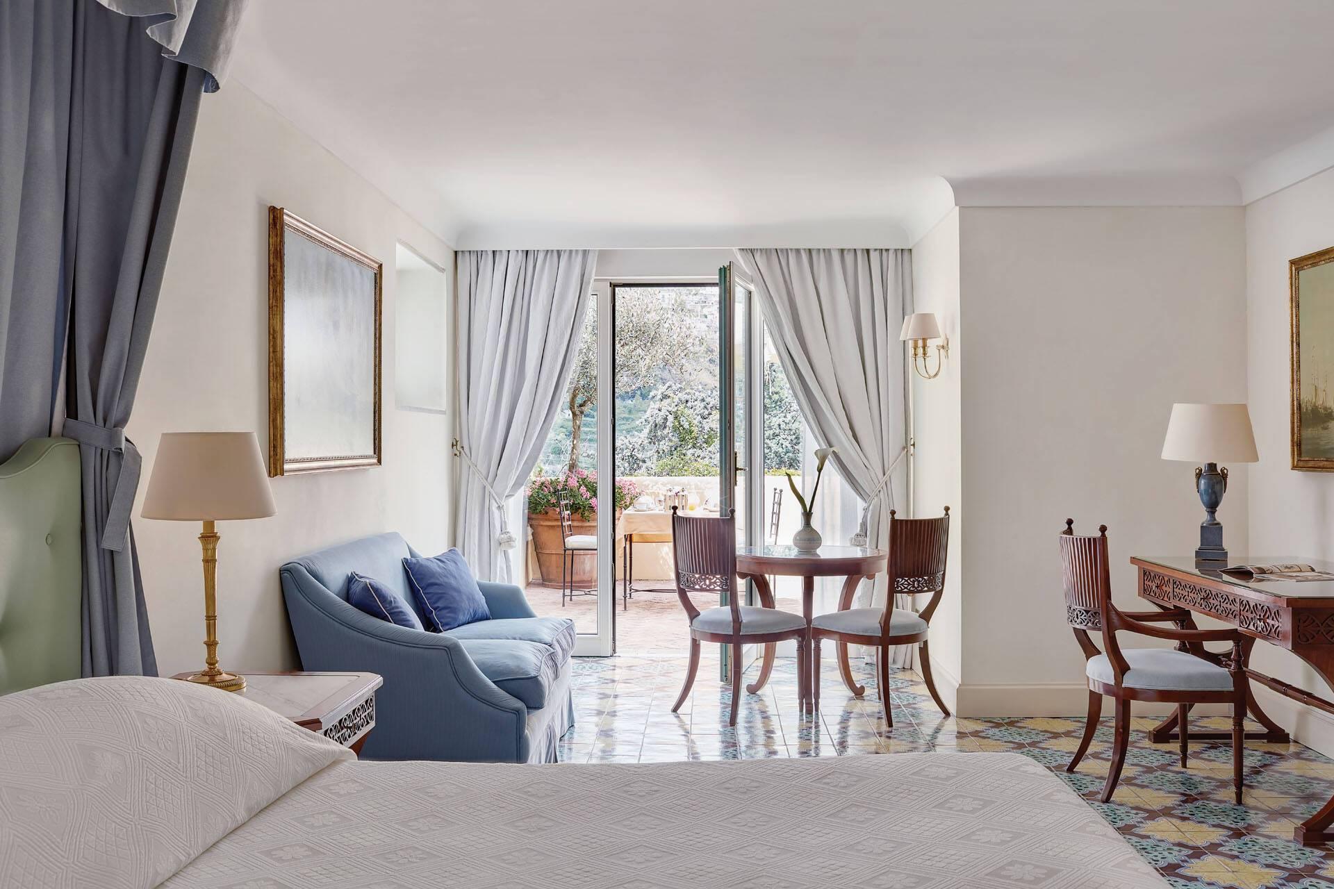 Belmond Caruso Ravello Superior Room