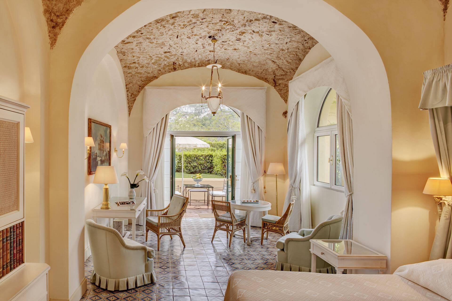 Belmond Caruso Ravello Village View Room