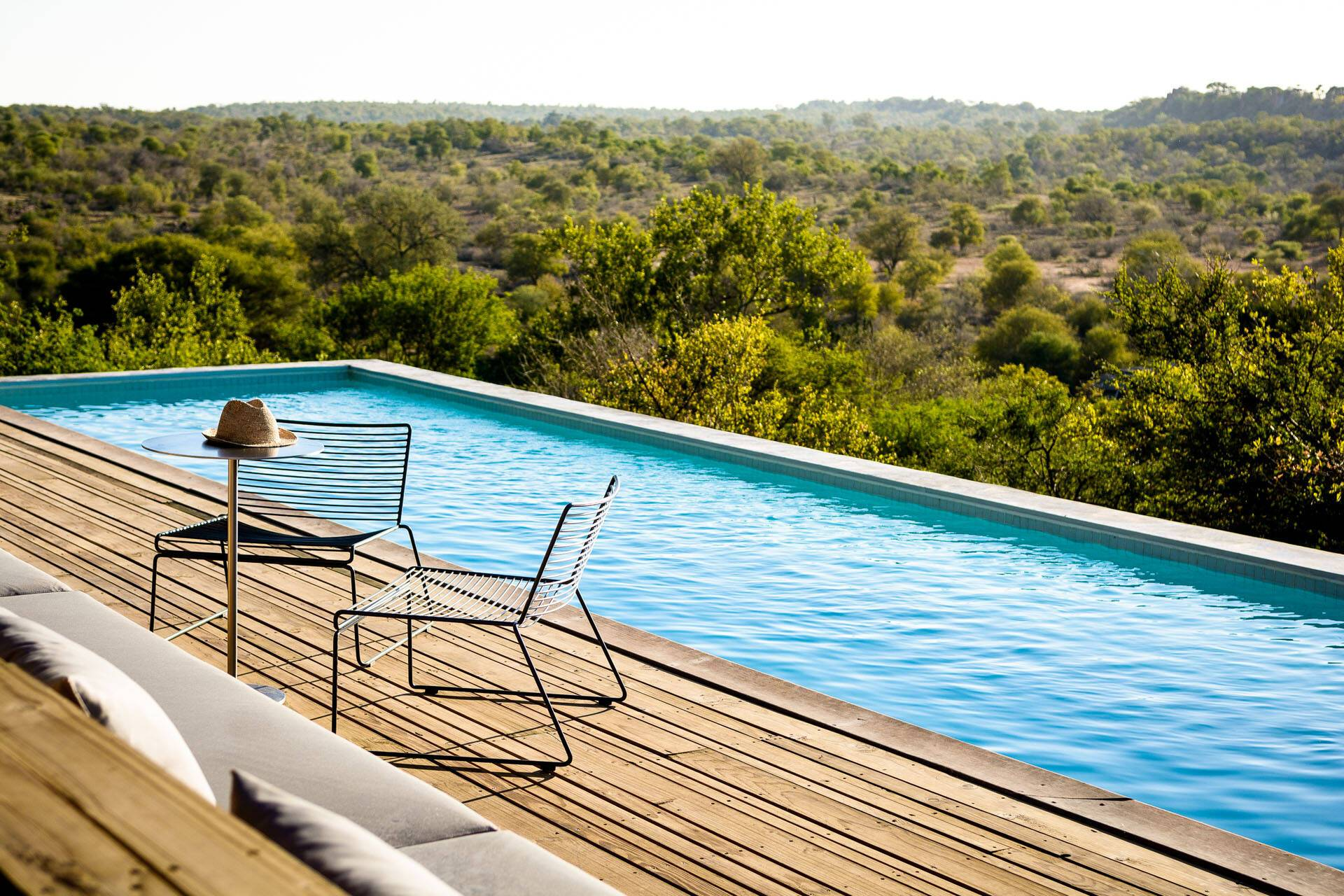 Singita Lebombo Parc Kruger Afrique Sud Piscine