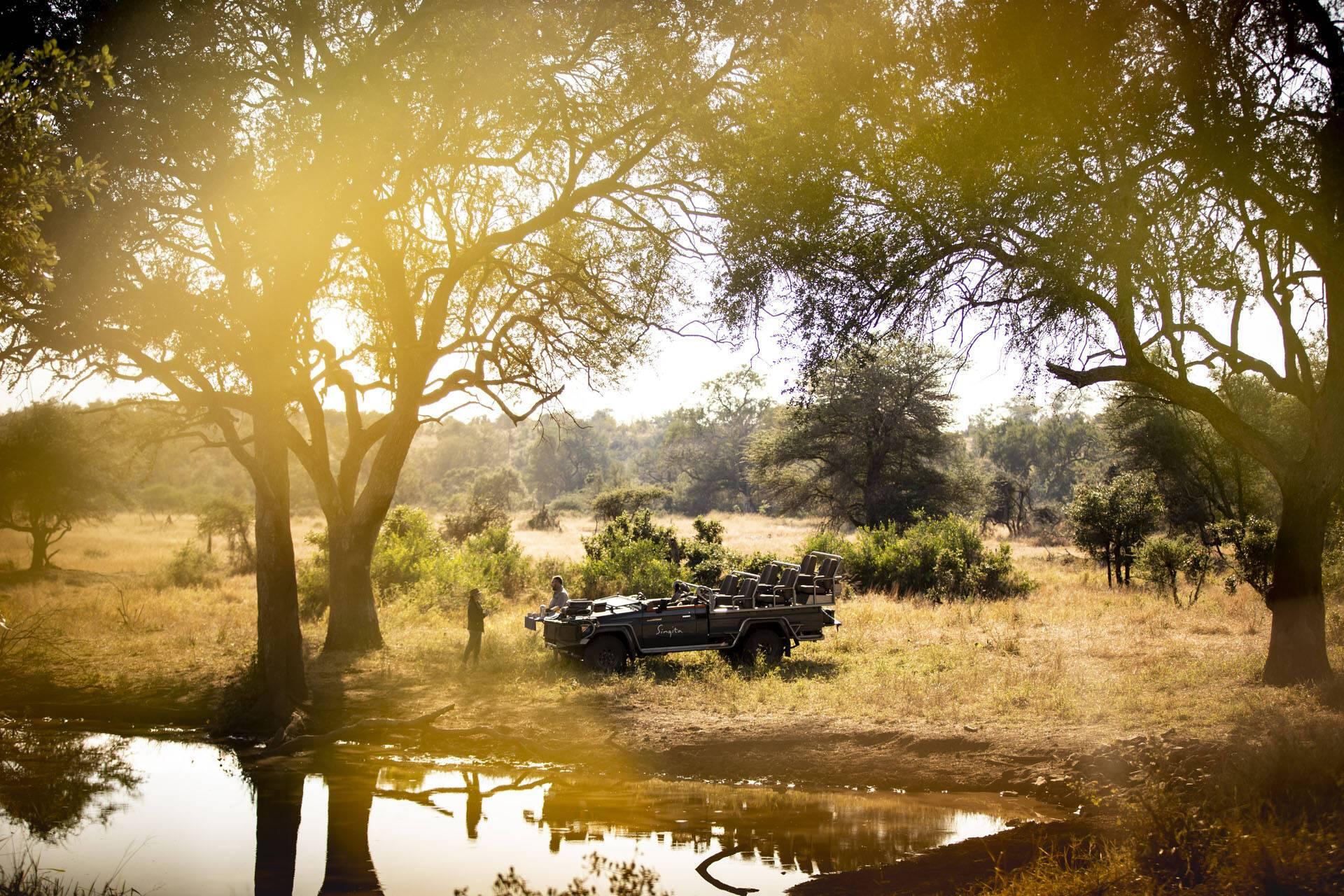 Singita Lebombo Parc Kruger Afrique Sud Safaris