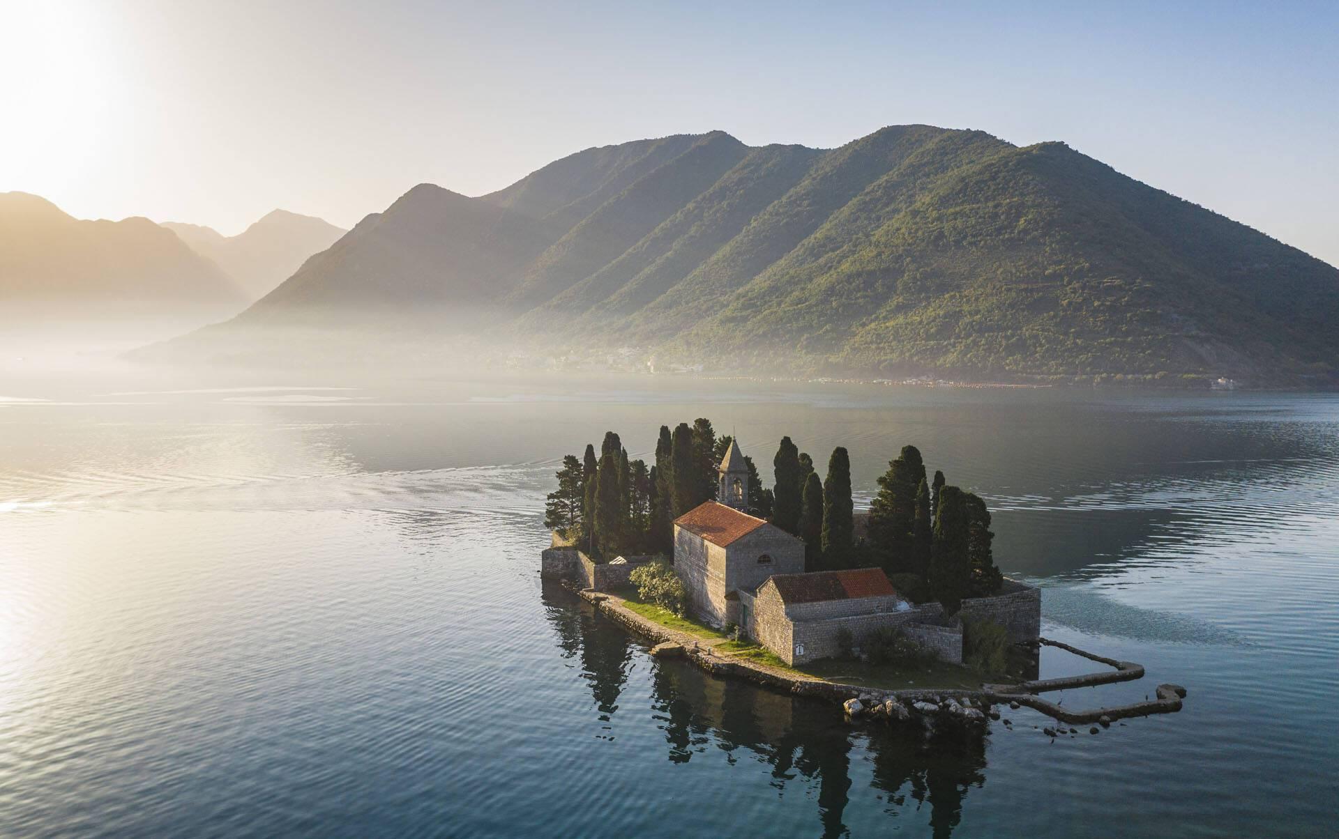 One And Only Portonovi Montenegro ChurchIsland