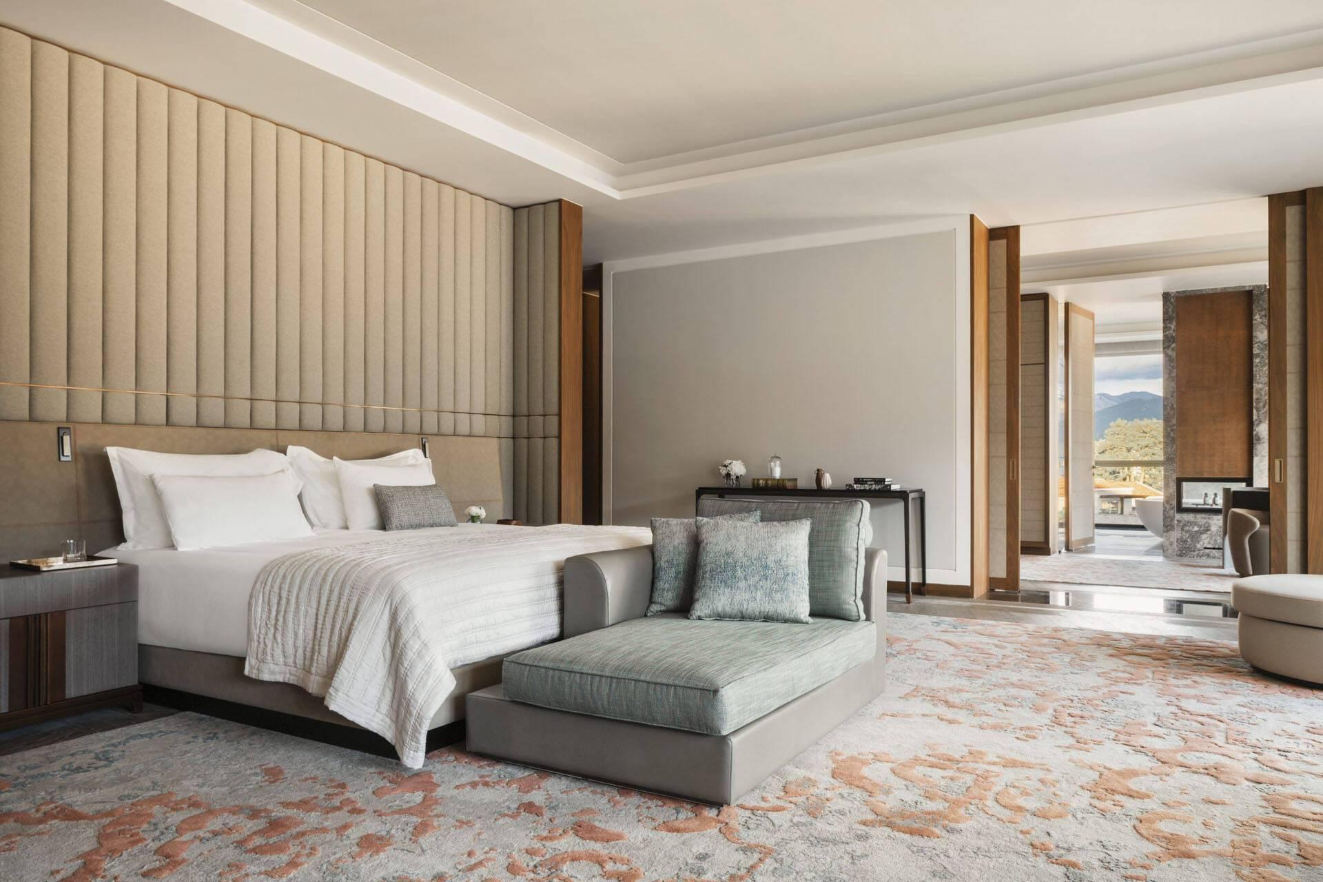 One And Only Portonovi Montenegro SuiteOne Bedroom