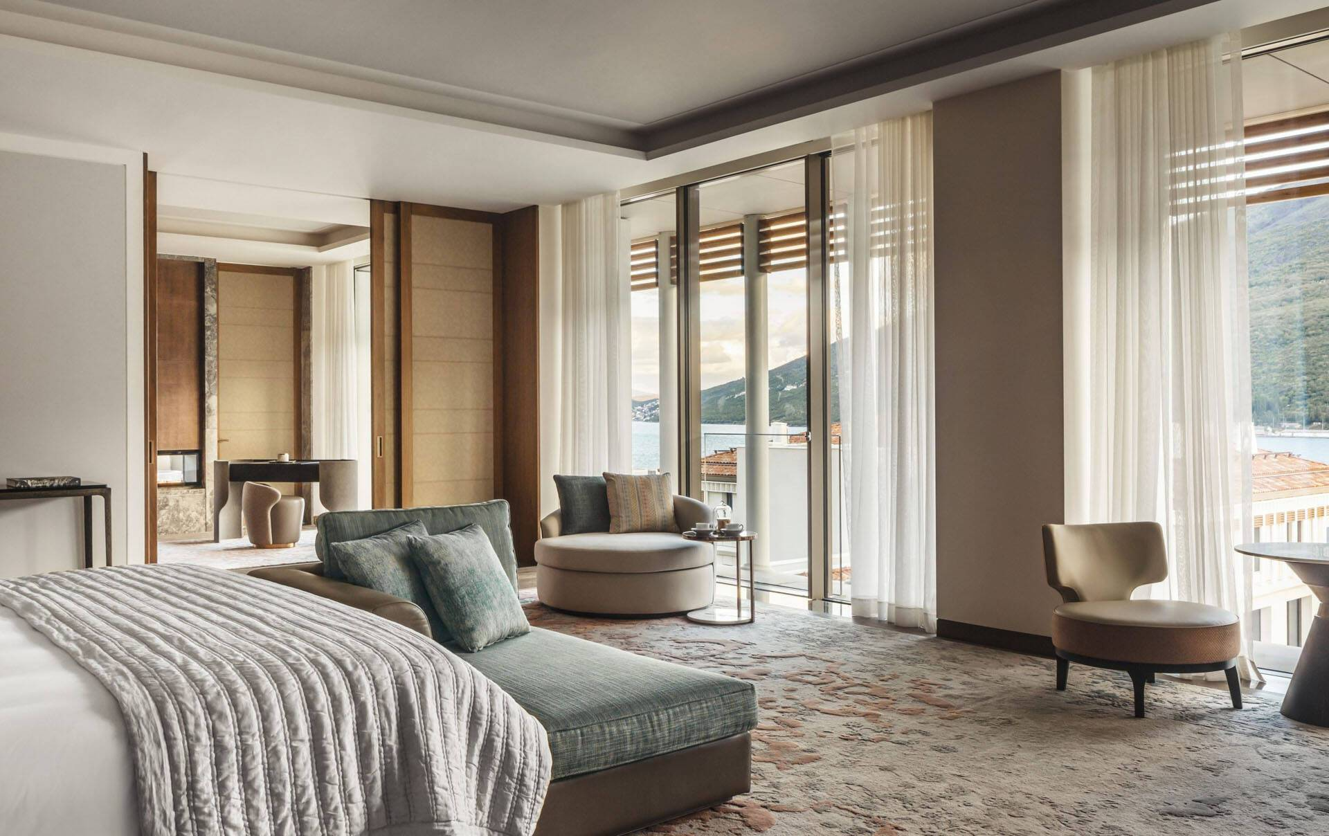 One And Only Portonovi Montenegro SuiteOne Bedroom Wide