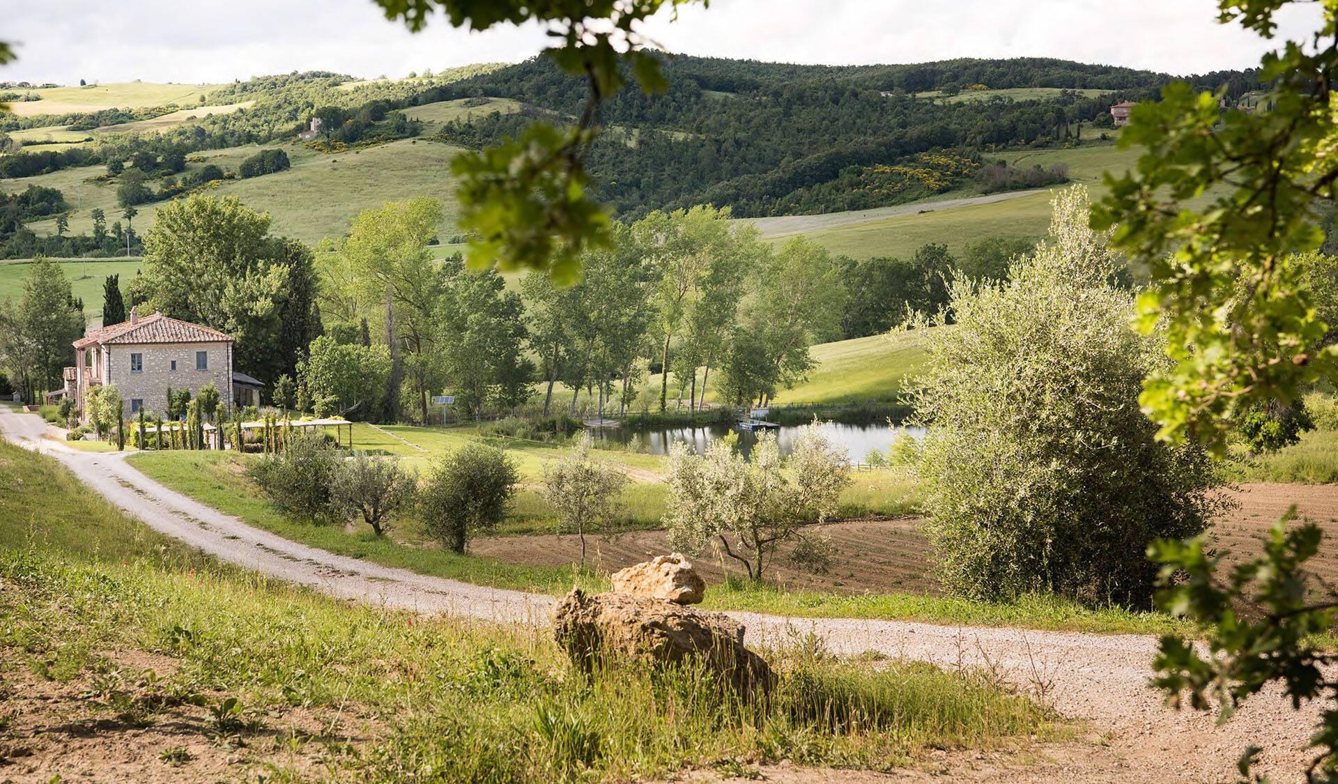 Borgo Pignano Toscane Campagne