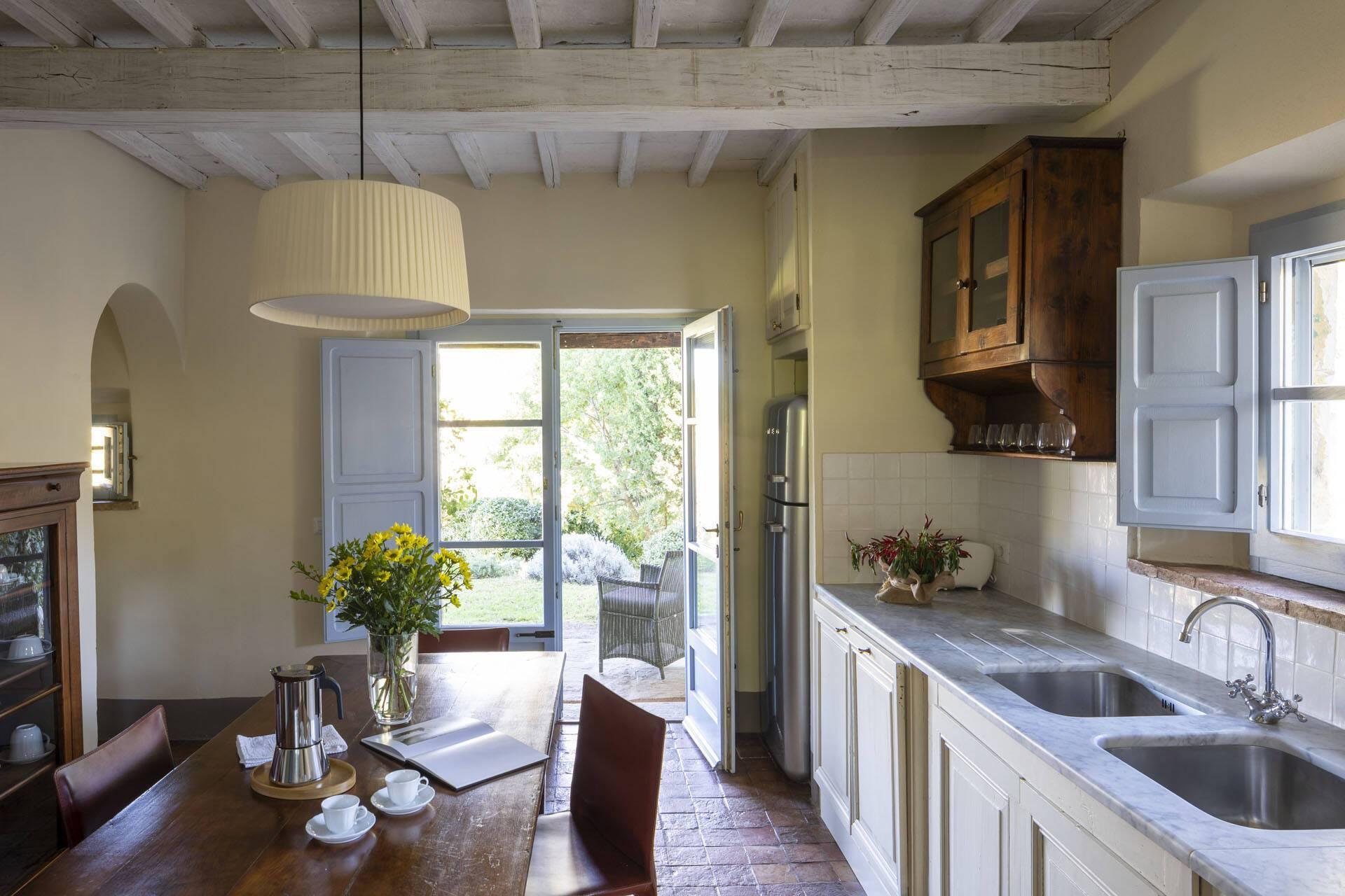 Borgo Pignano Toscane Casa del Lago Cuisine