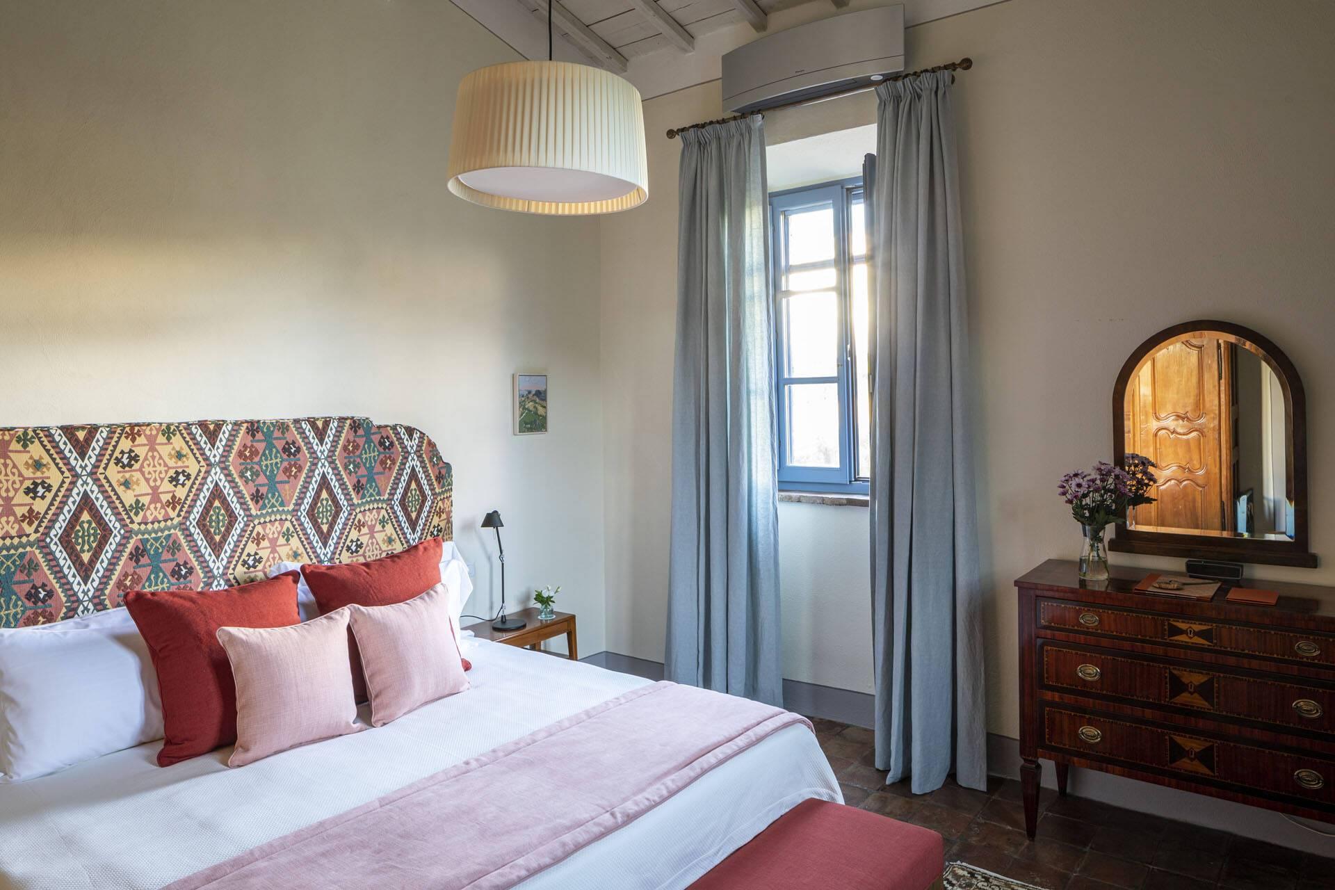 Borgo Pignano Toscane La Fonte Chambre