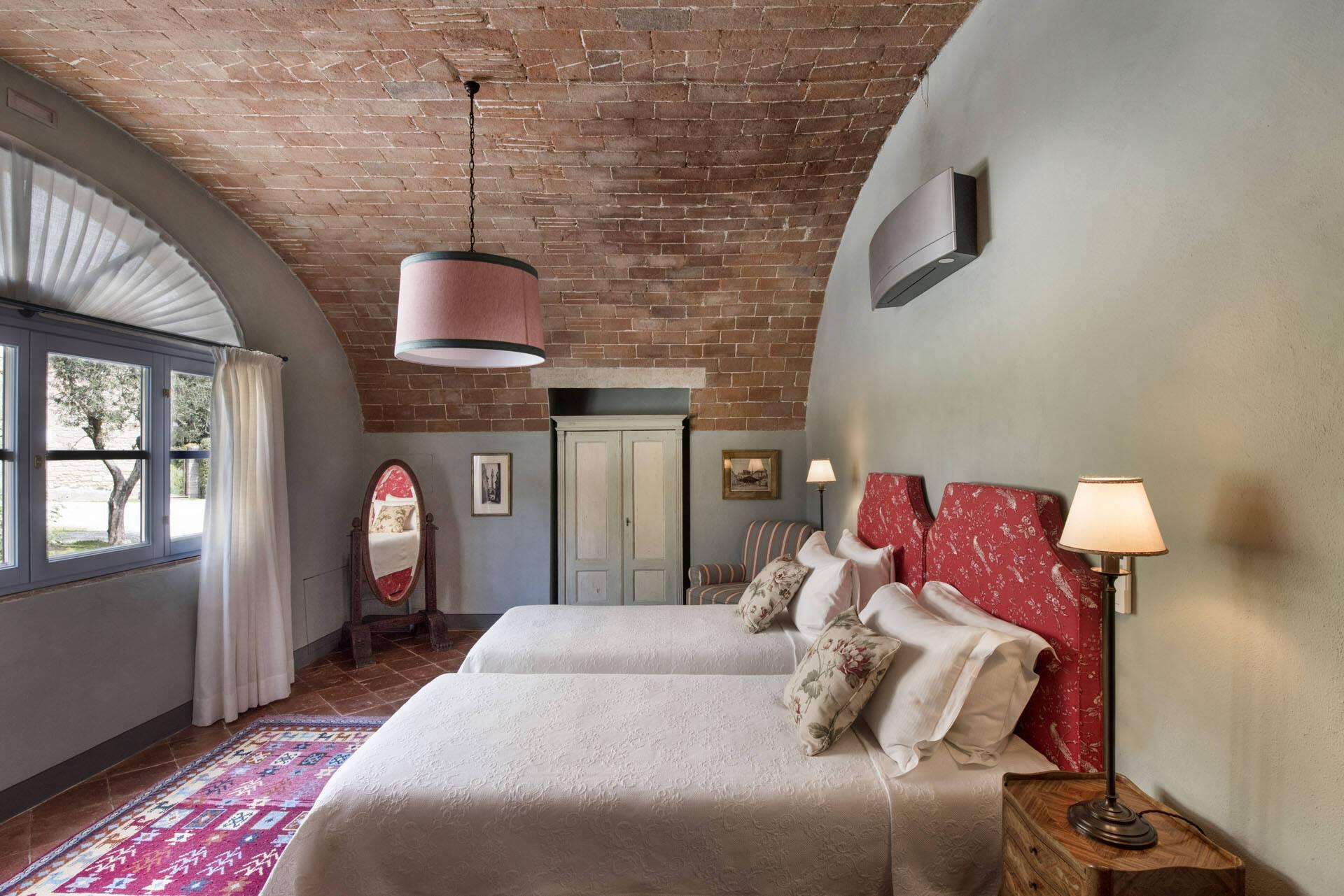 Borgo Pignano Toscane Maisonette Antica Stalla