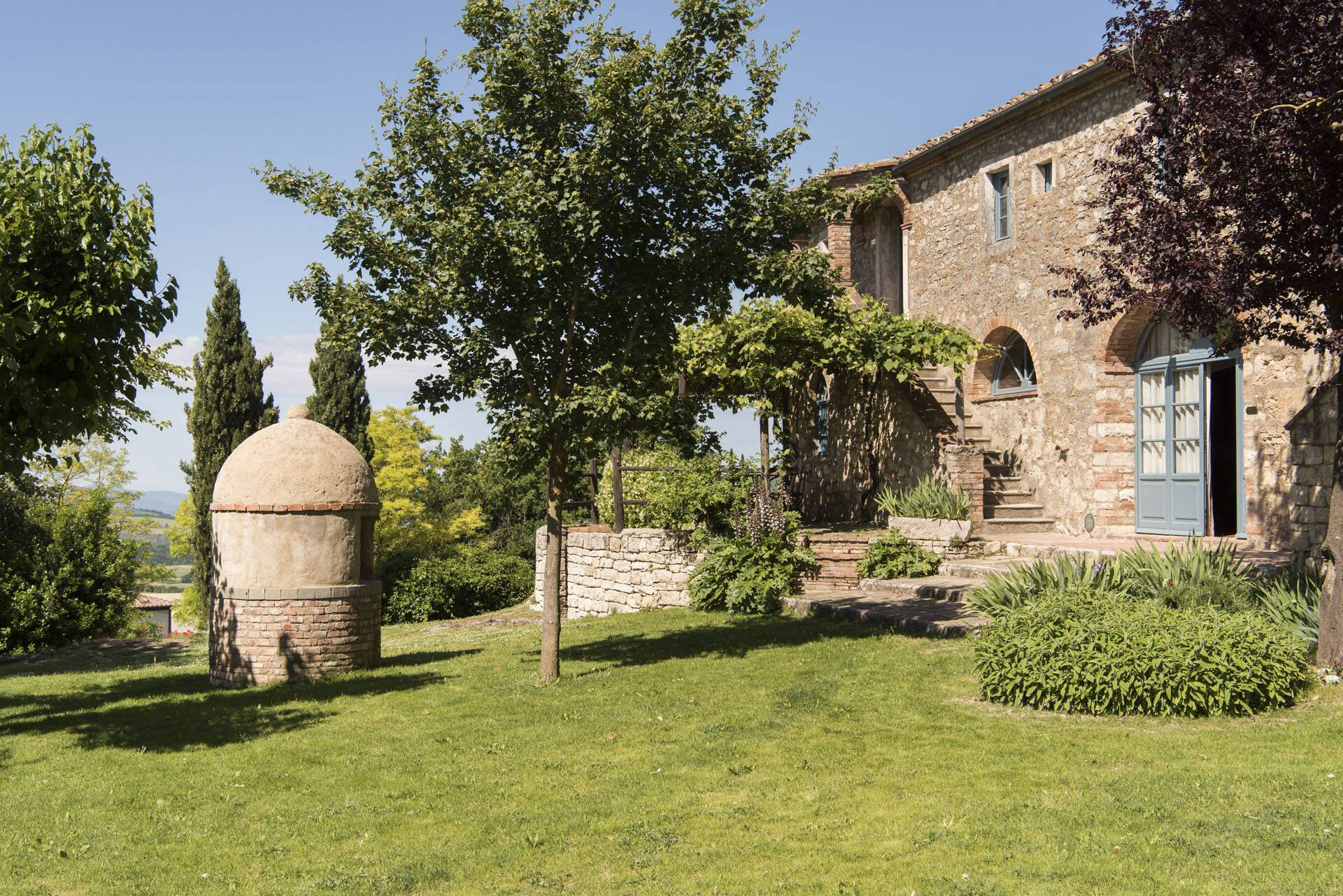 Borgo Pignano Toscane Maisonette Il Pozzo Outdoor