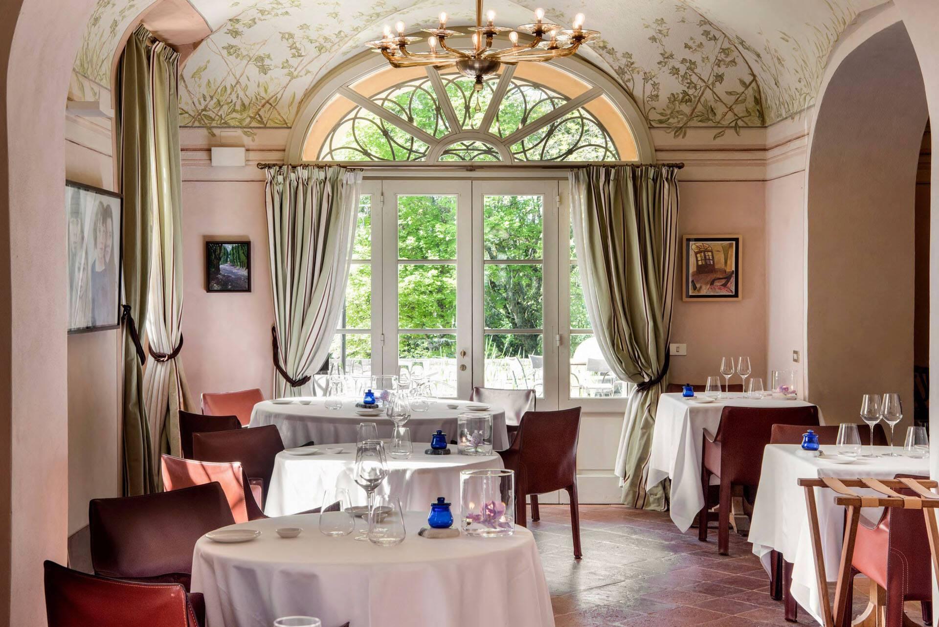 Borgo Pignano Toscane Restaurant