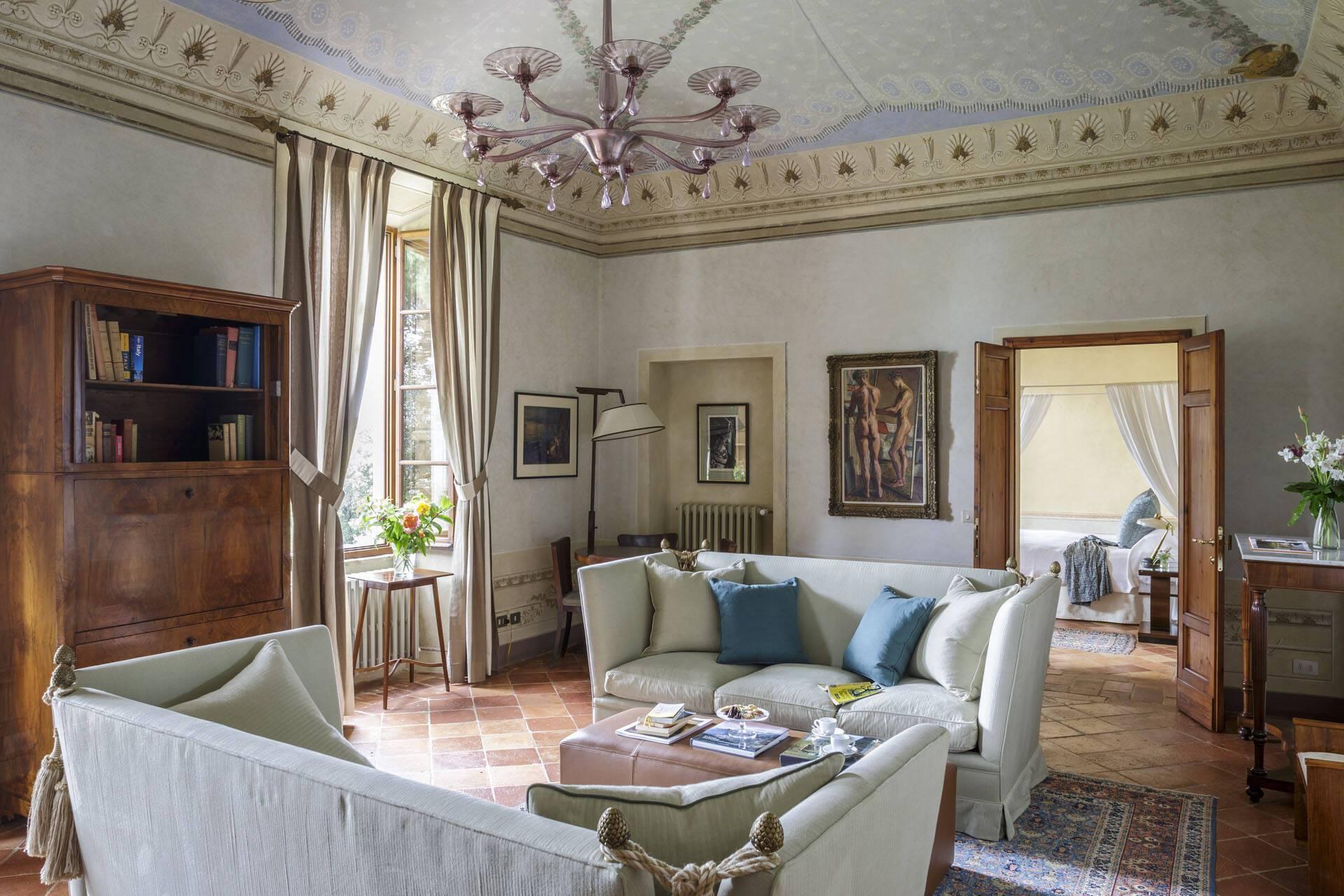 Borgo Pignano Toscane Signature suite