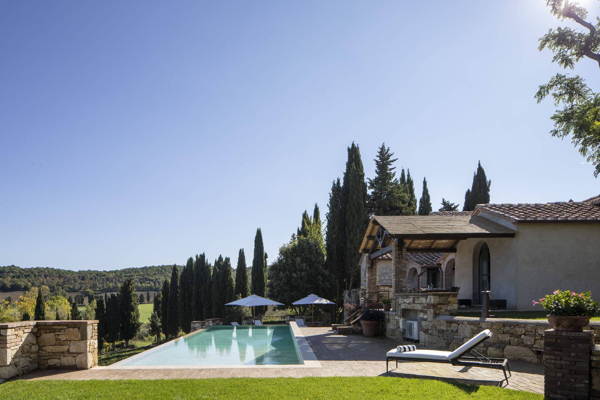 Borgo Pignano Toscane Villa La Lavandaia