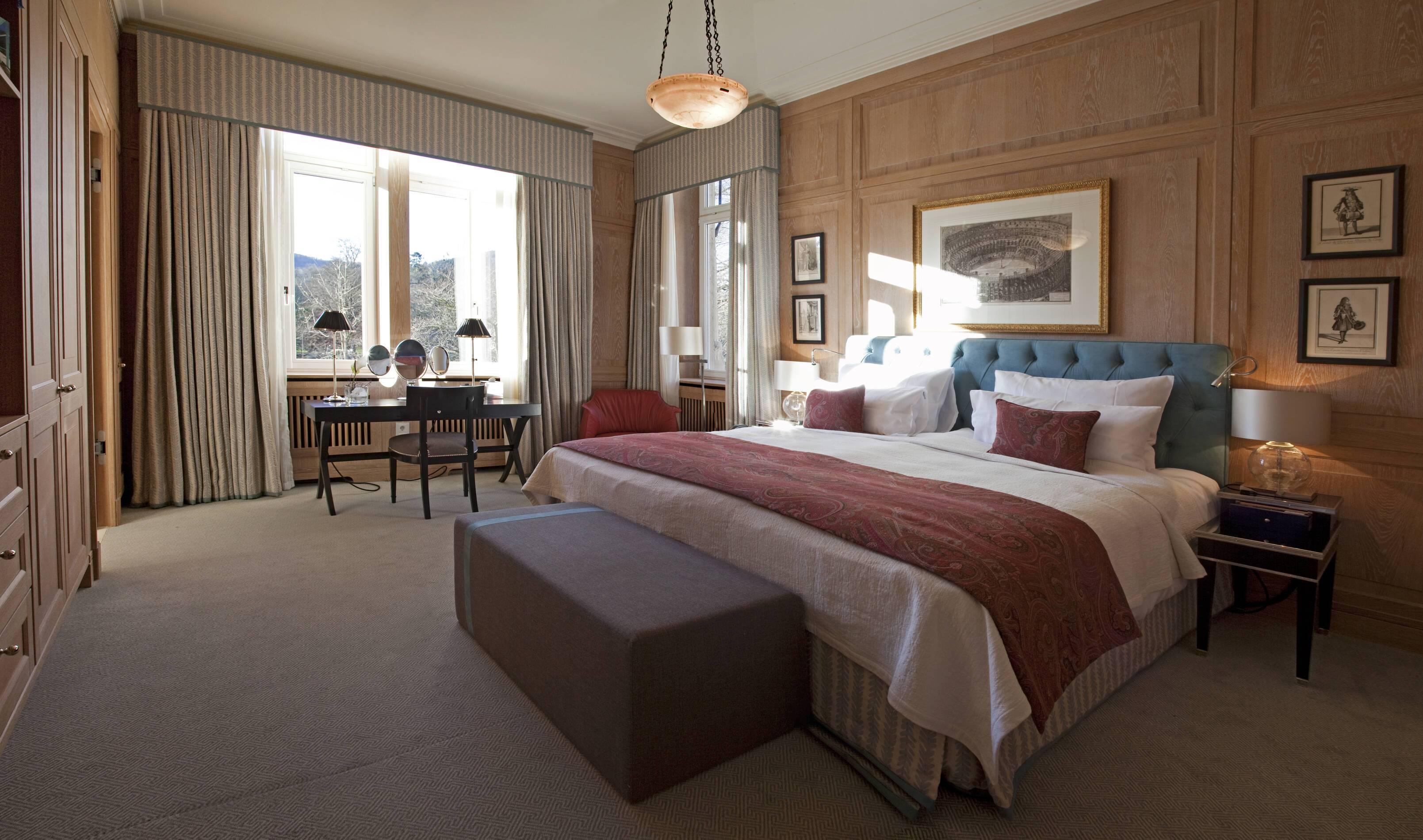 Brenners Baden Baden Villa Stephanie Suite