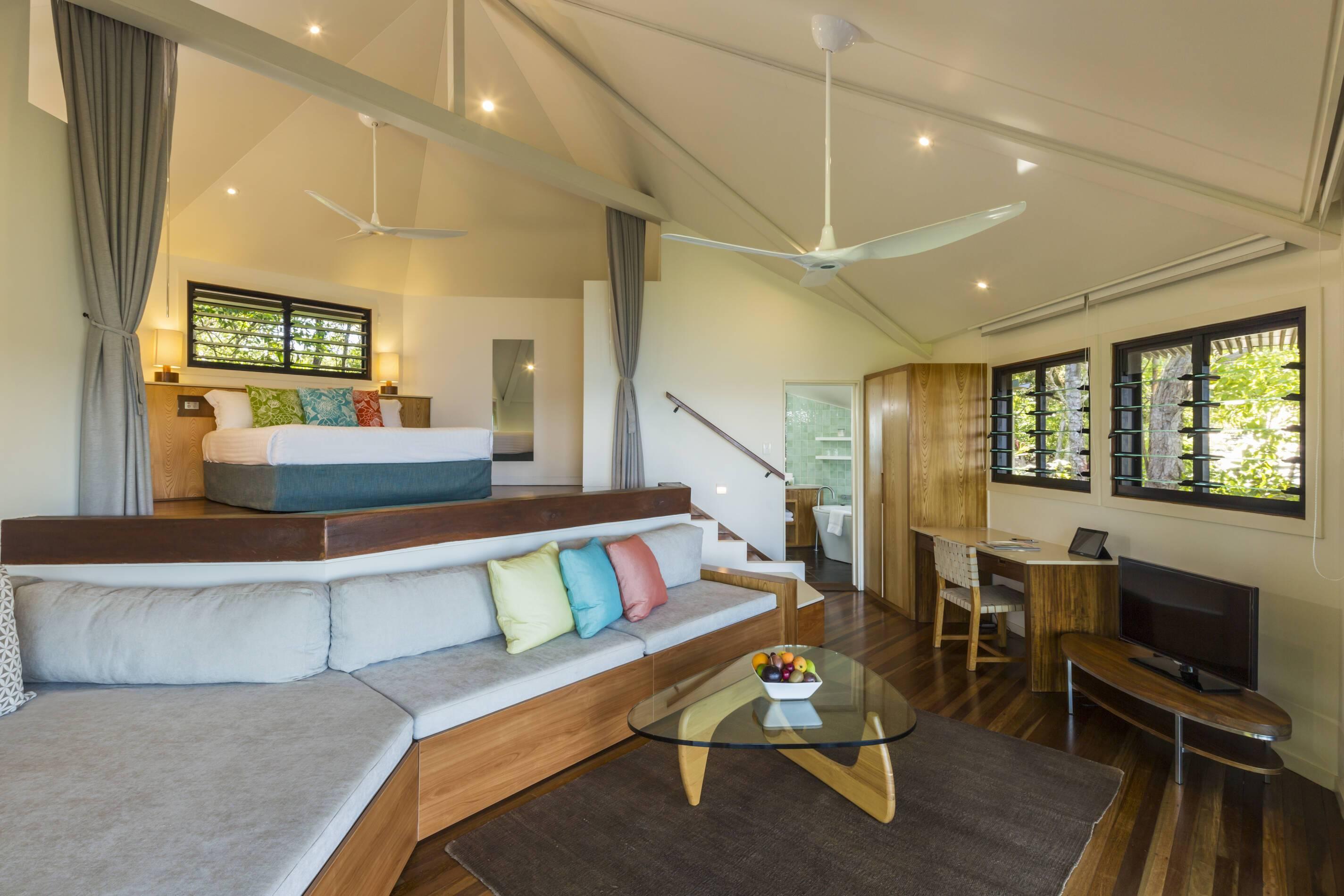 Bedarra Island Chambre Australie