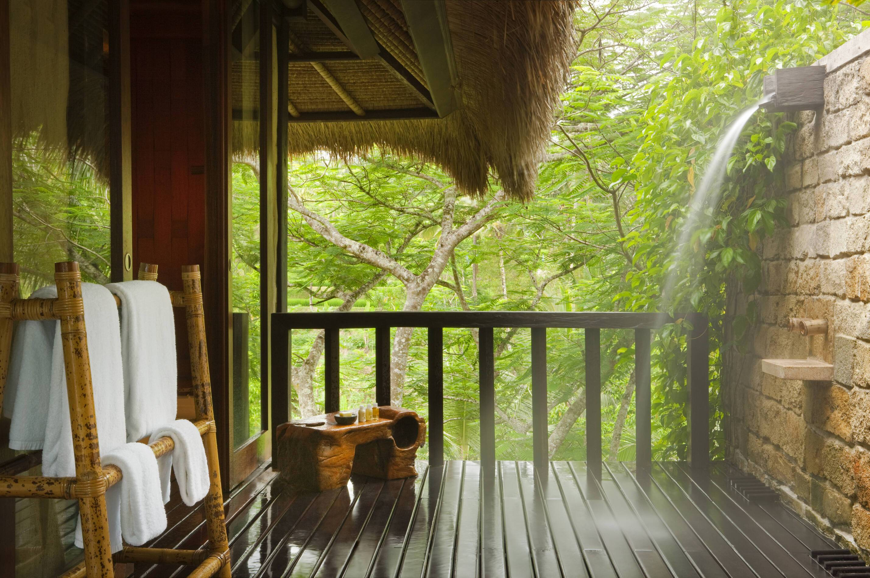Como Shambhala Bali Douche Suite