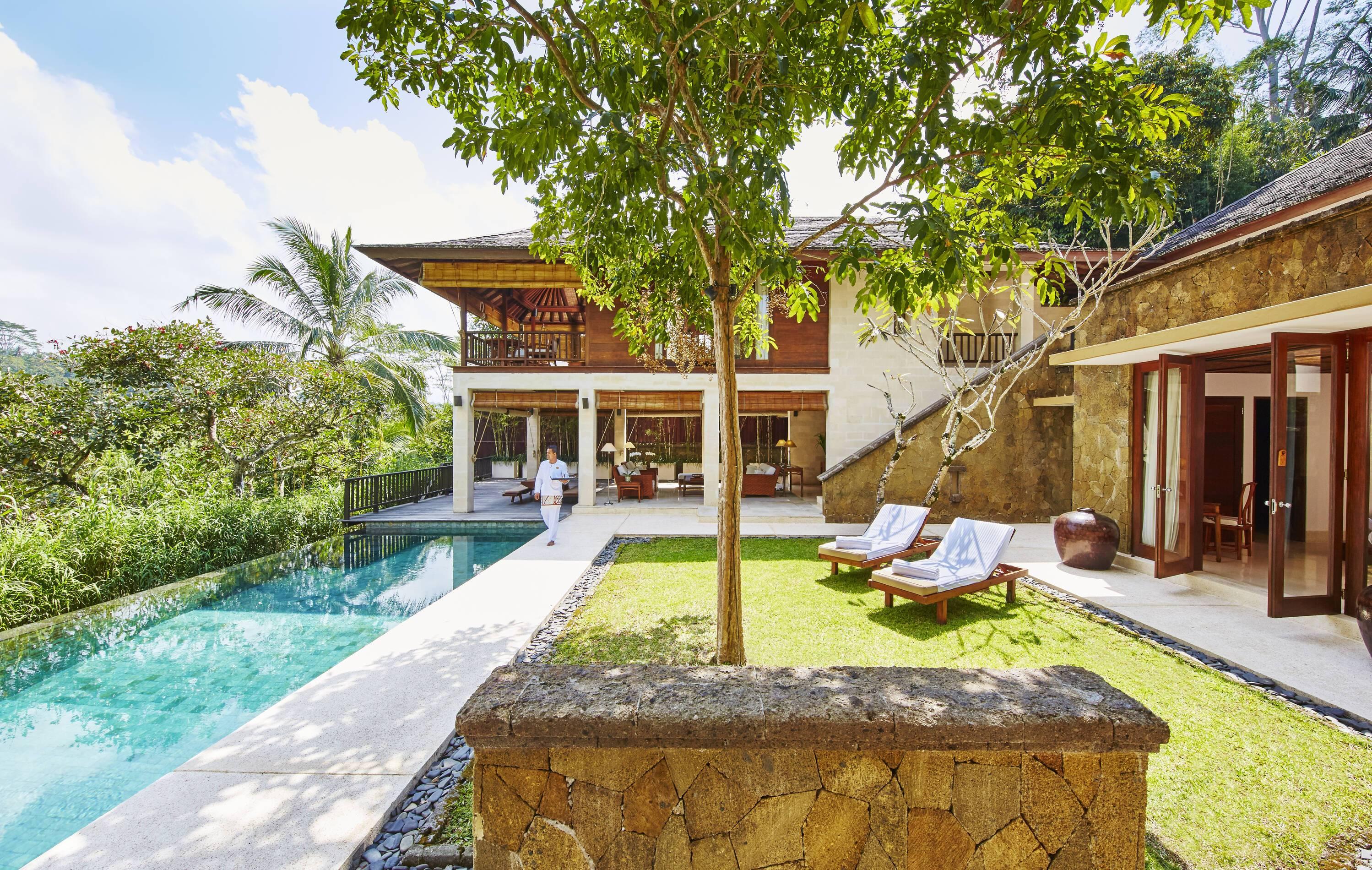 Como Shambhala Bali Giri Antara Piscine
