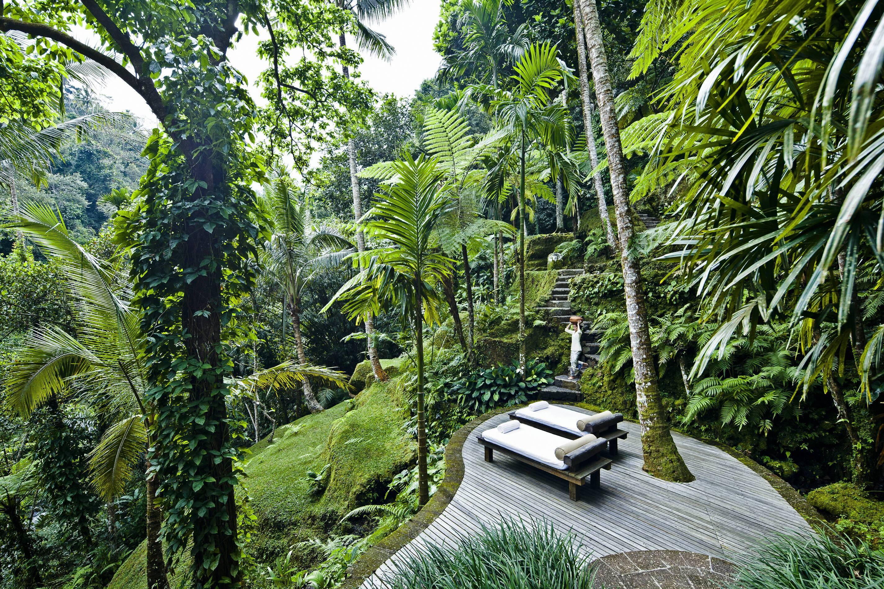Como Shambhala Bali Jardin