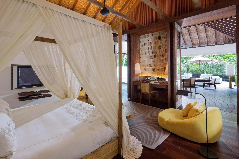 Como Shambhala Bali Retreat Villa Chambre