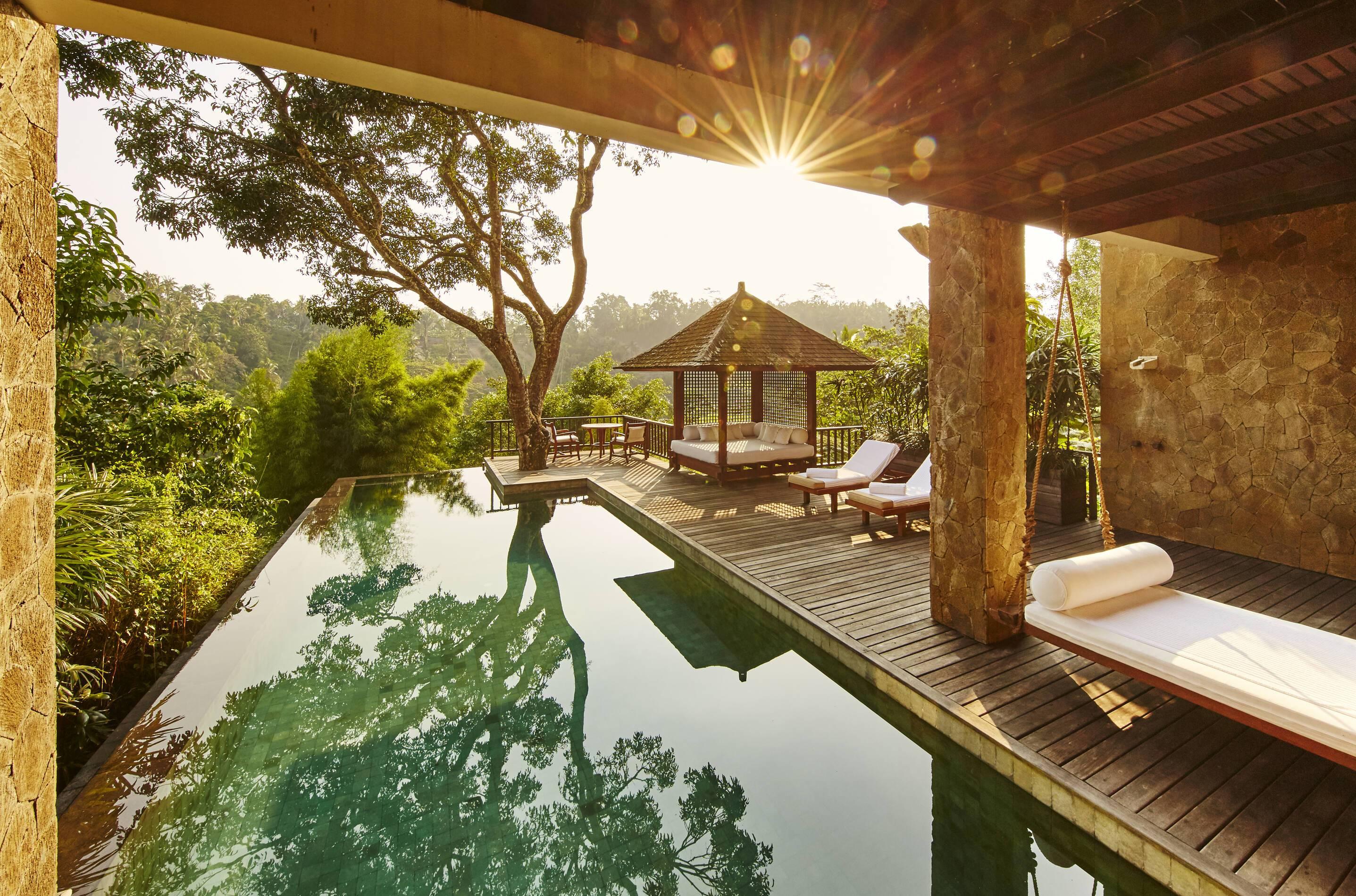 Como Shambhala Bali Sukma Taru Piscine