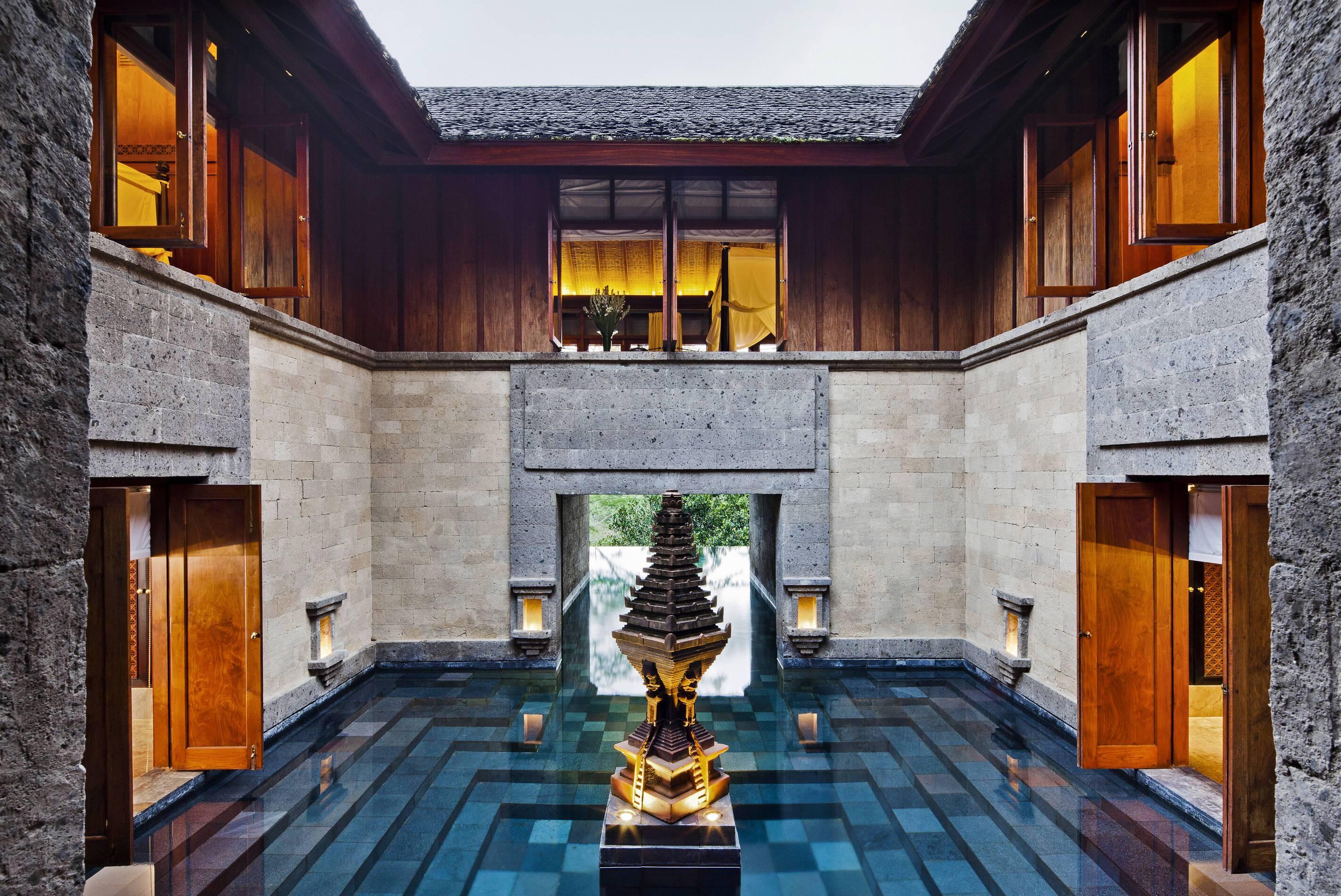 Como Shambhala Bali Umabona Piscine