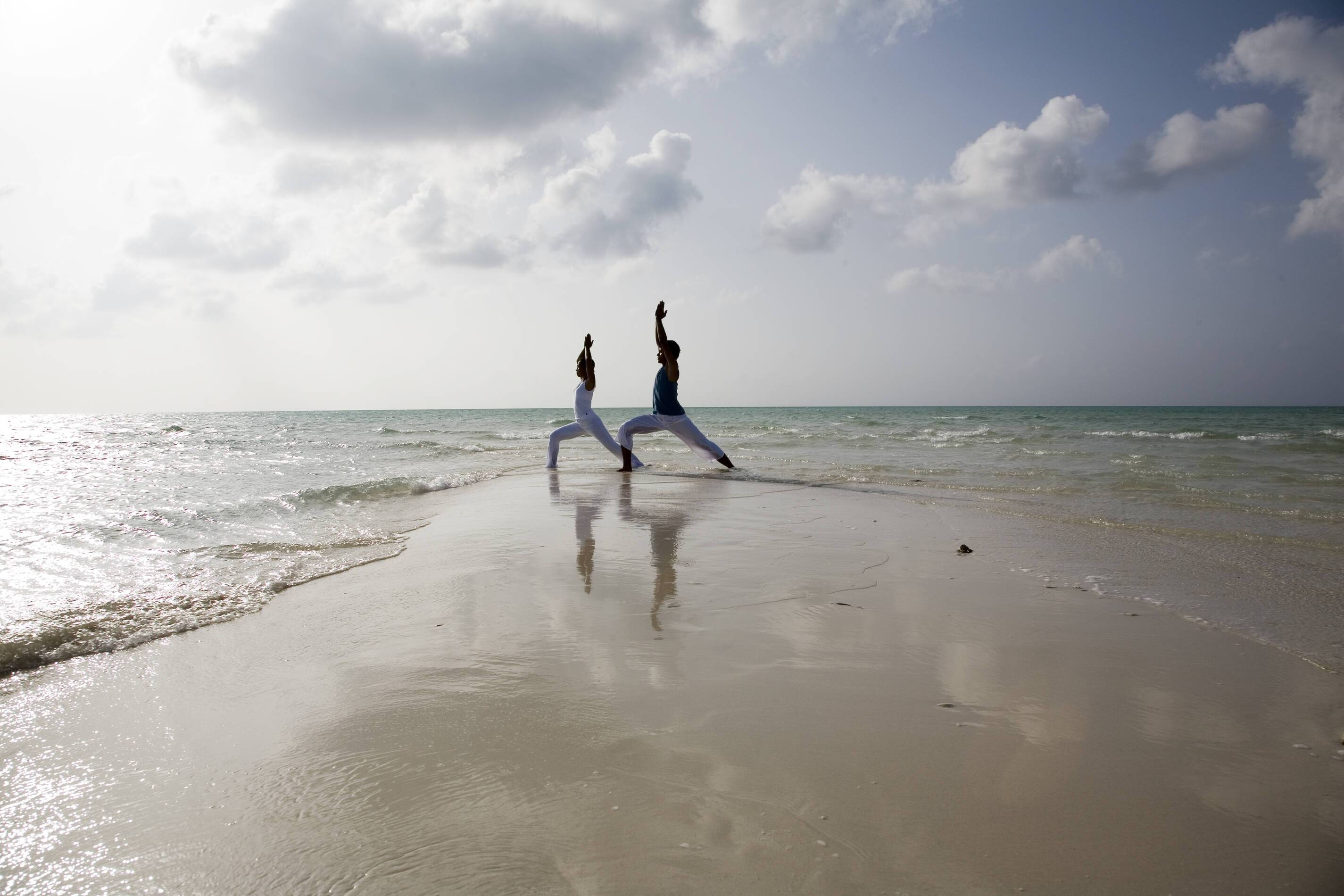 Parrot Cay Turks and Caicos Yoga