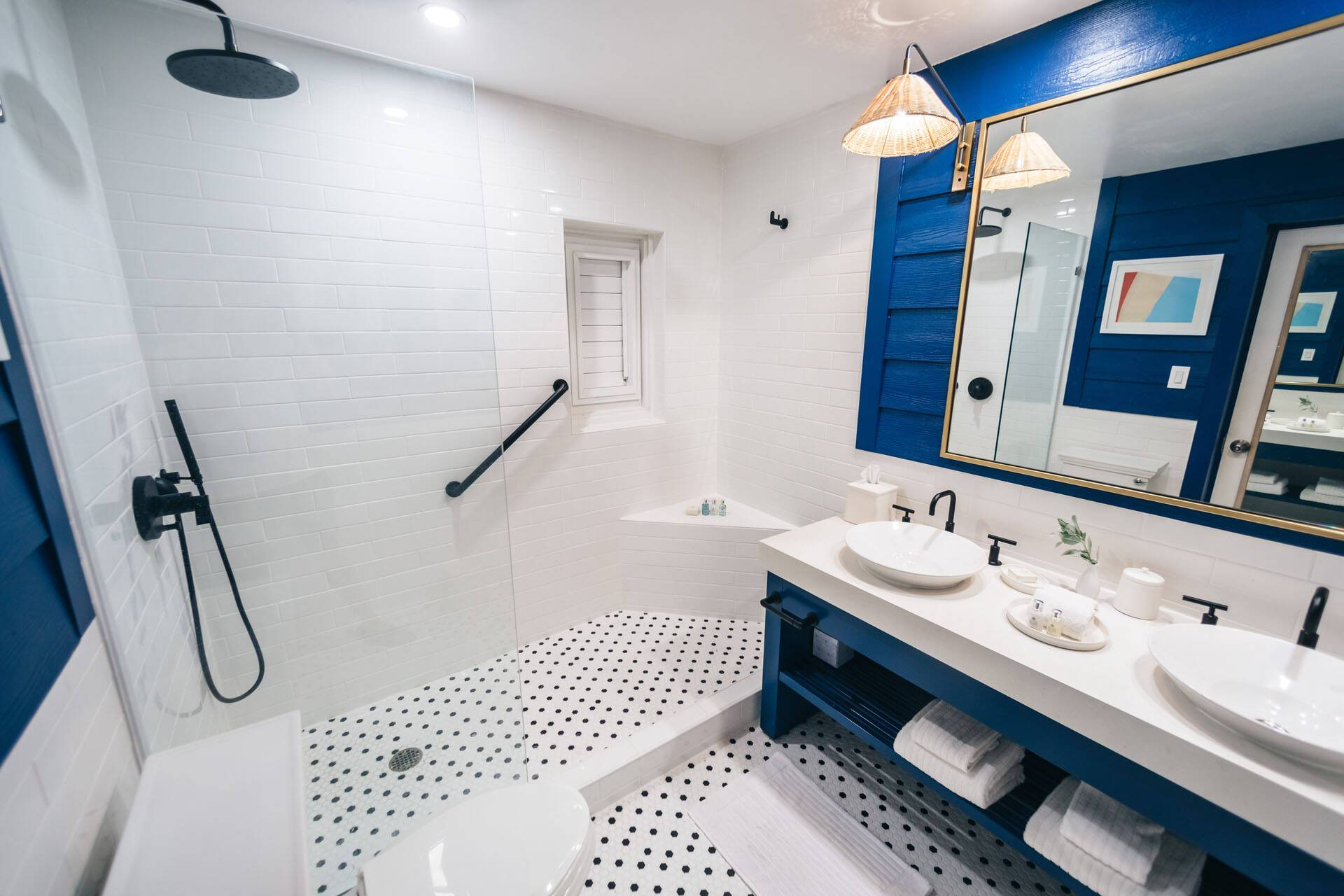 Pink Sands Harbour Island Bahamas Bathroom
